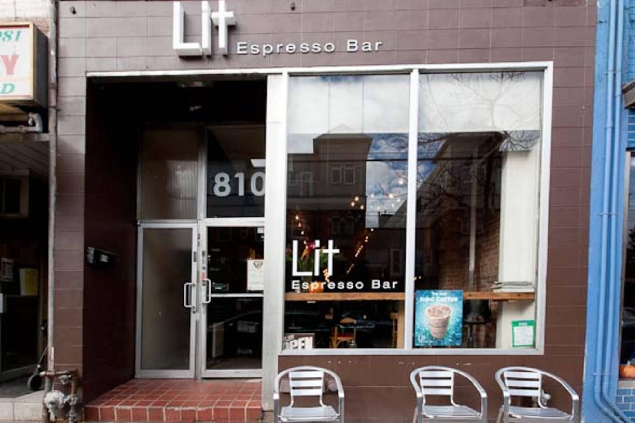 Lit Espresso College Toronto