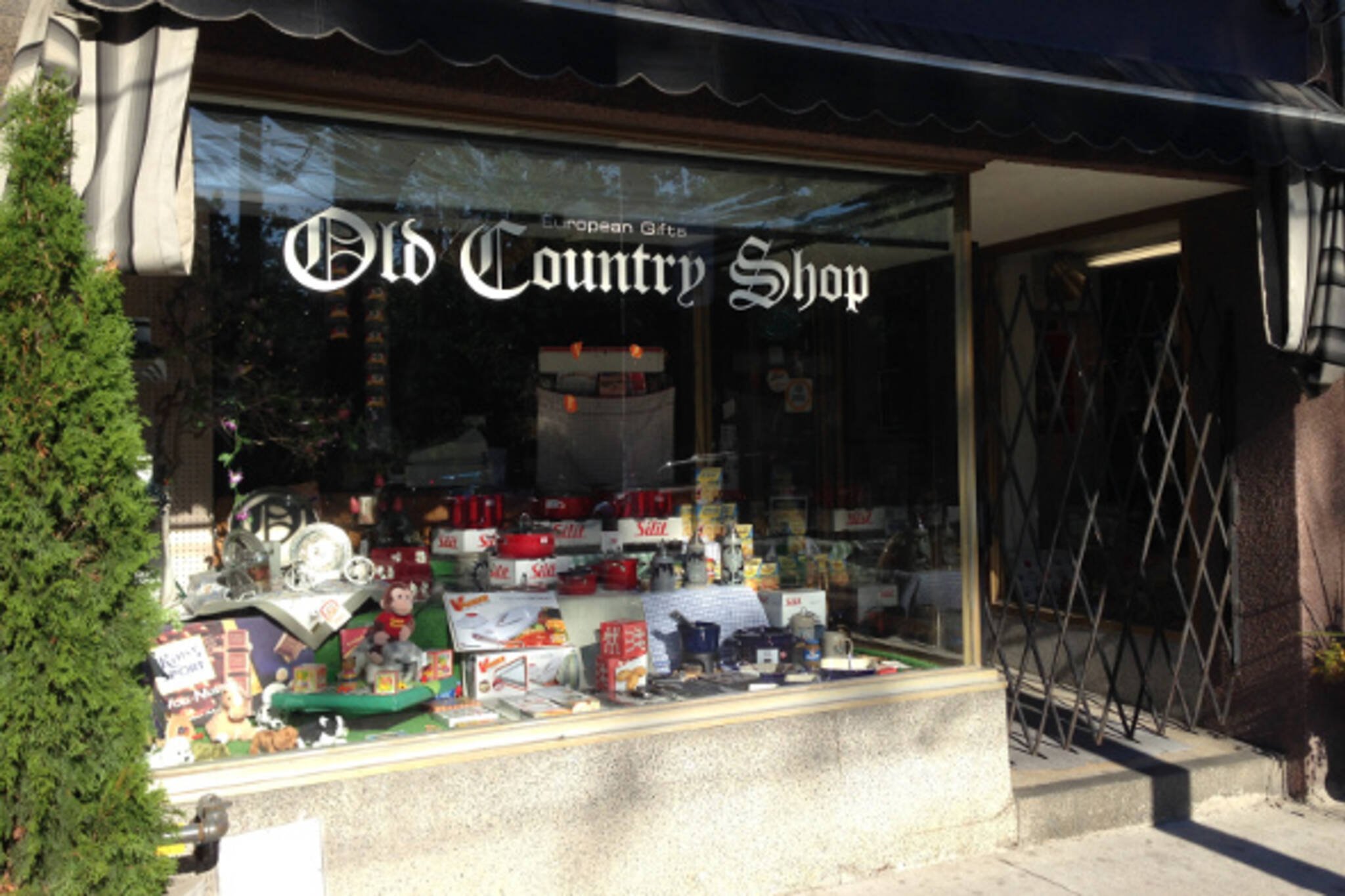 old country shop toronto