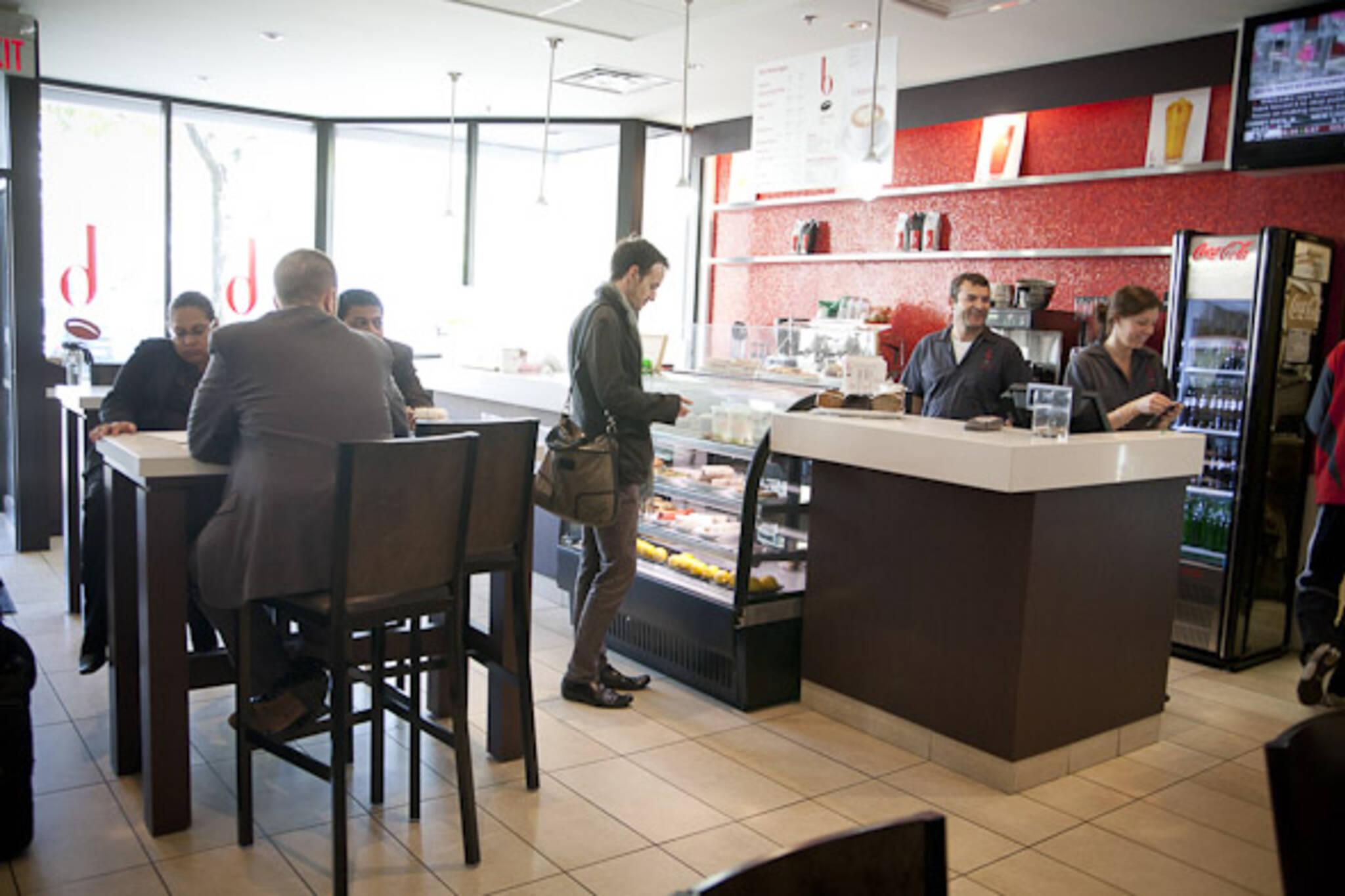 B Espresso Bar Dundas East