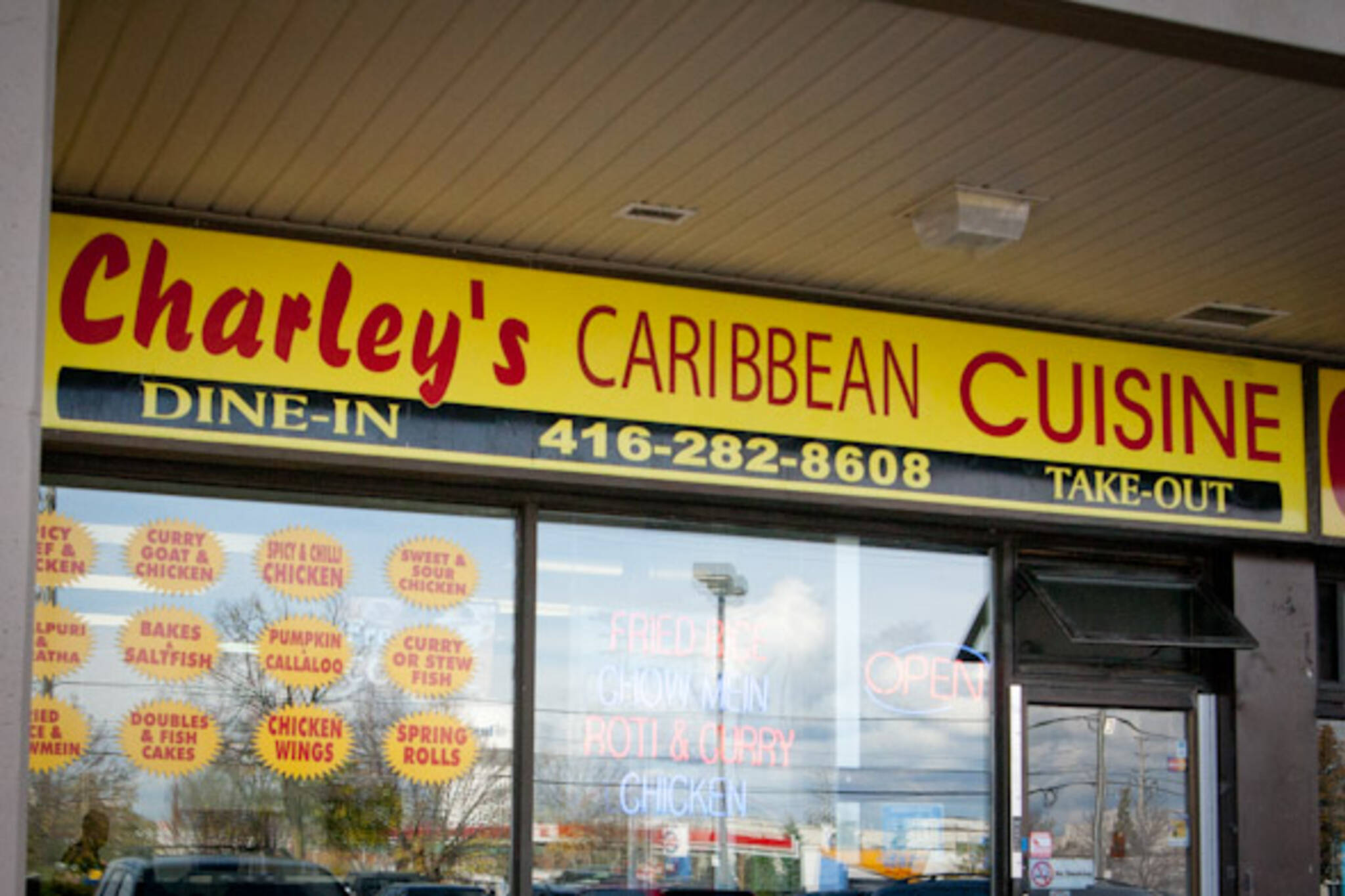 Charley's Caribbean Cuisine Toronto