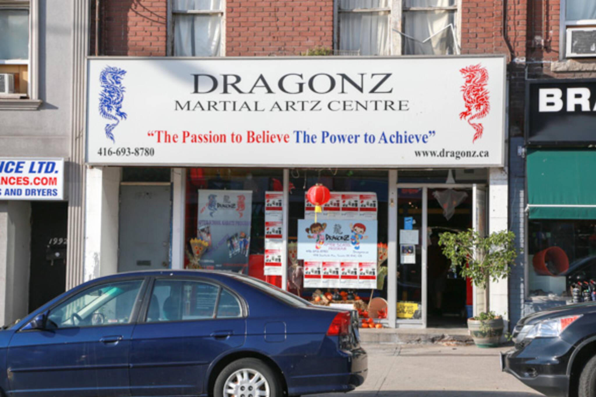 dragonz martial artz centre
