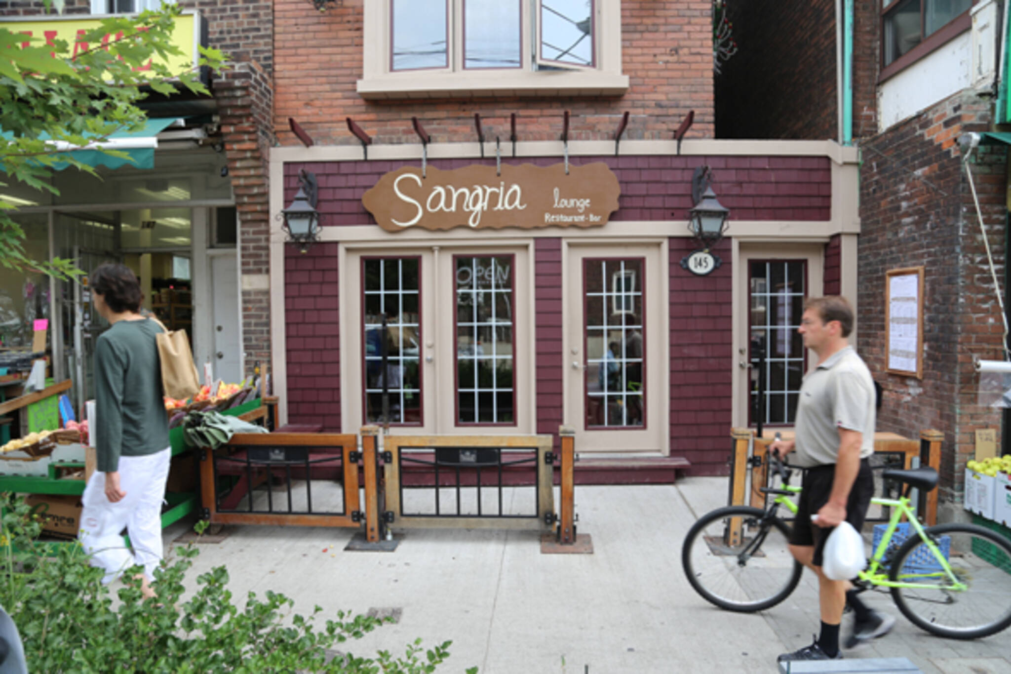Sangria Lounge Toronto