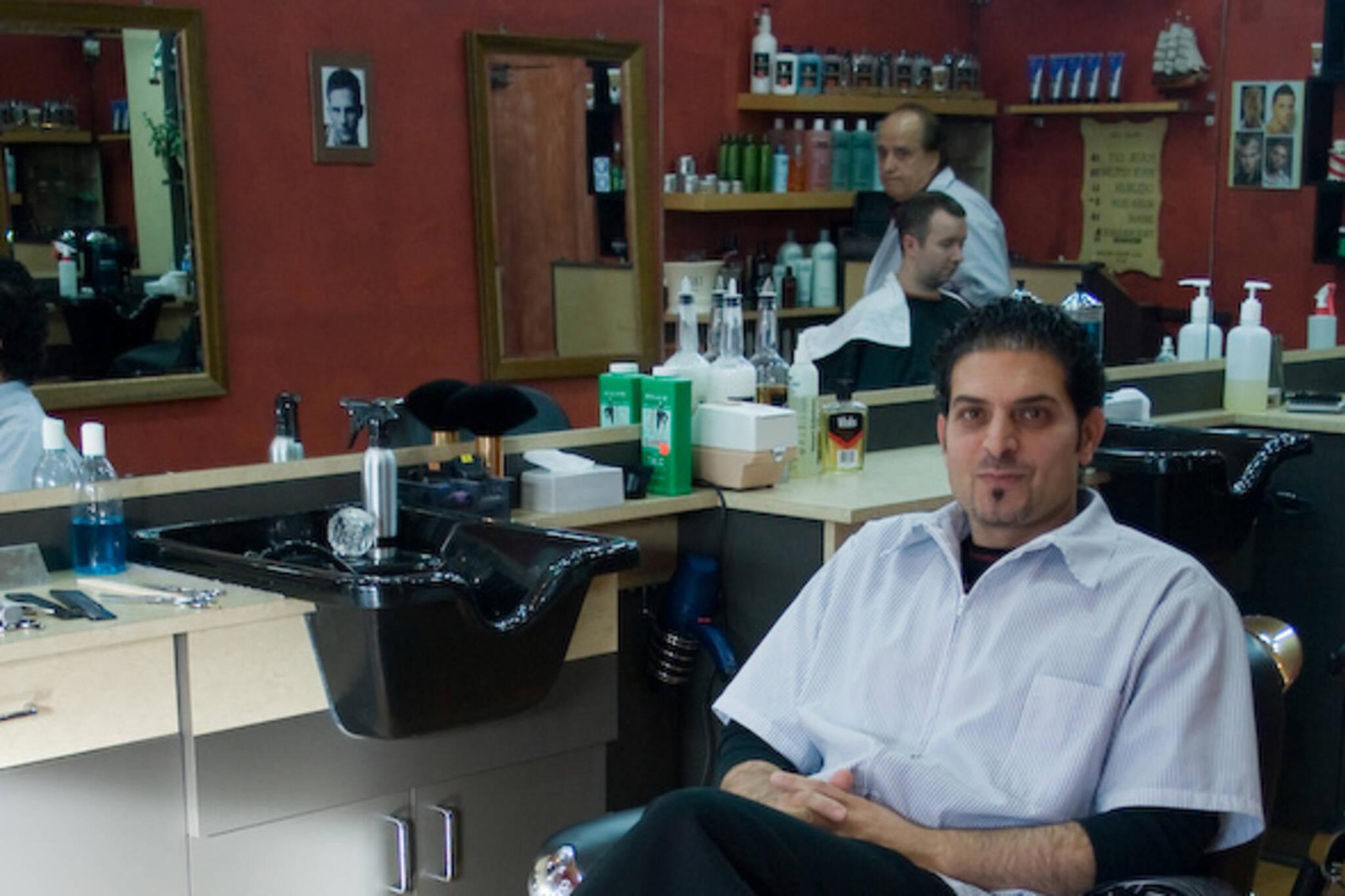 Tony's Men's Hair Styling
