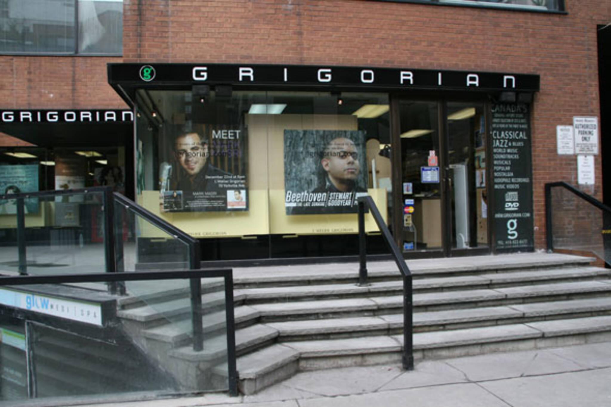 Grigorian Toronto