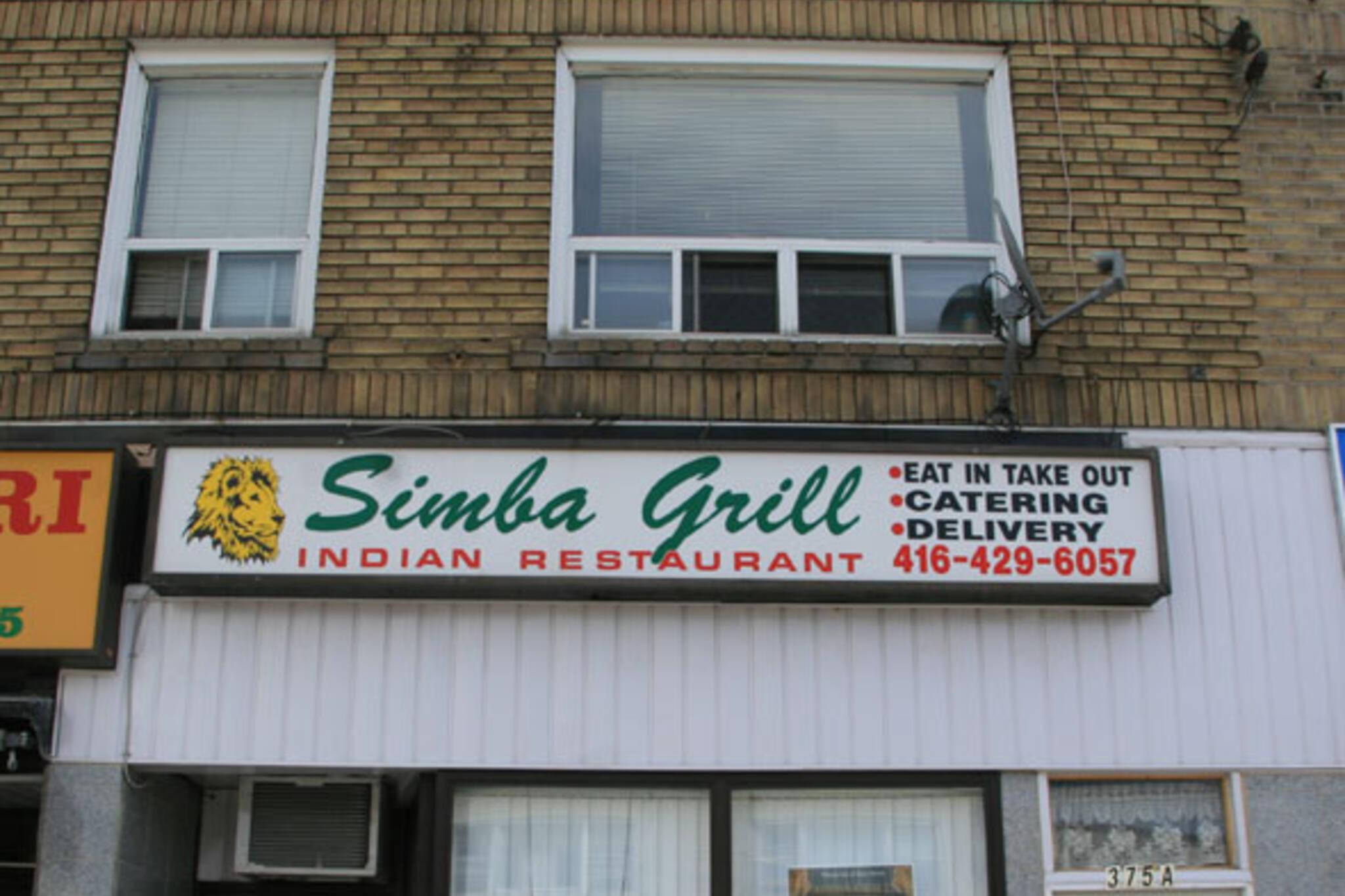 Simba Grill