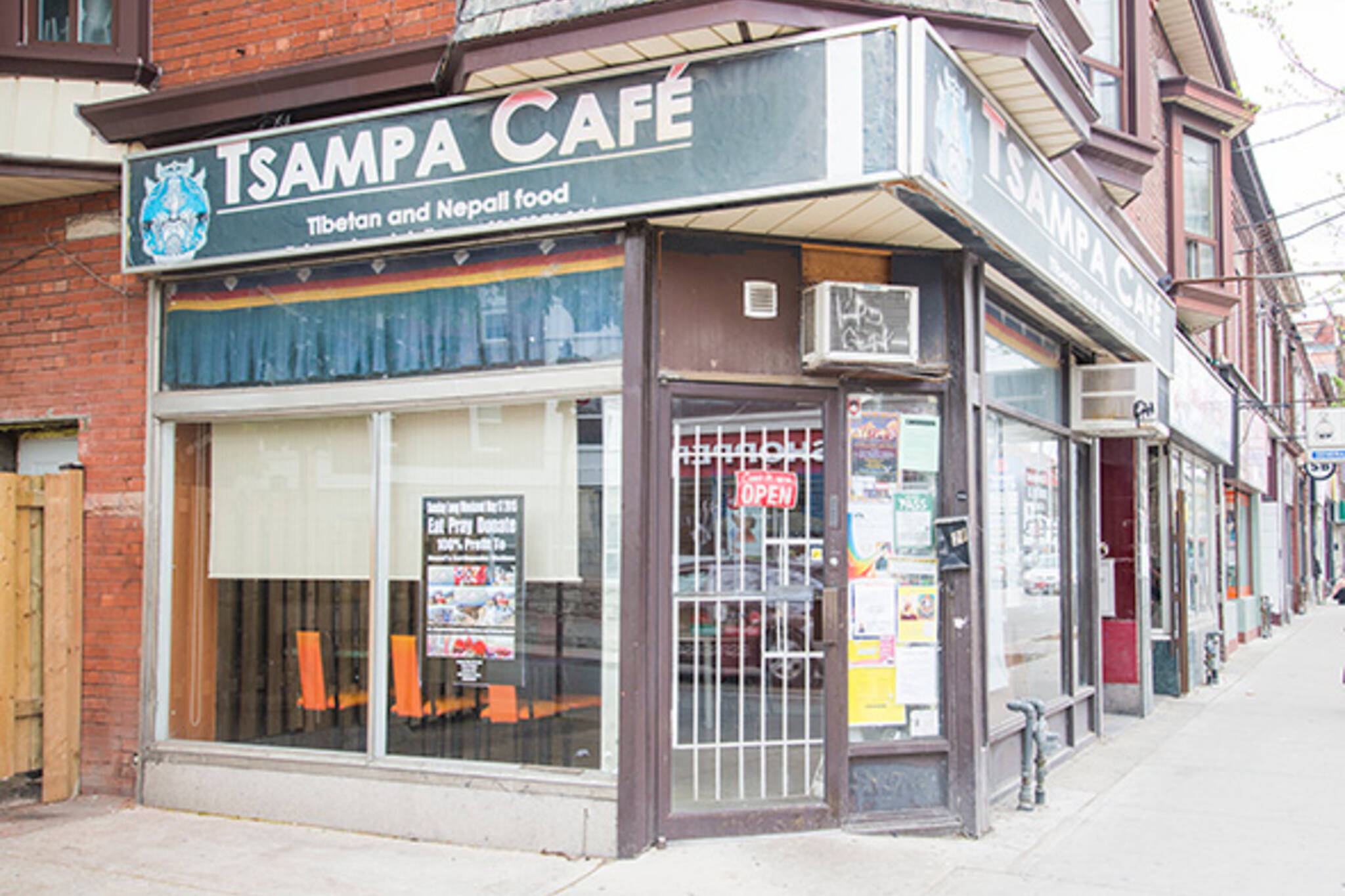 Tsampa Cafe Toronto