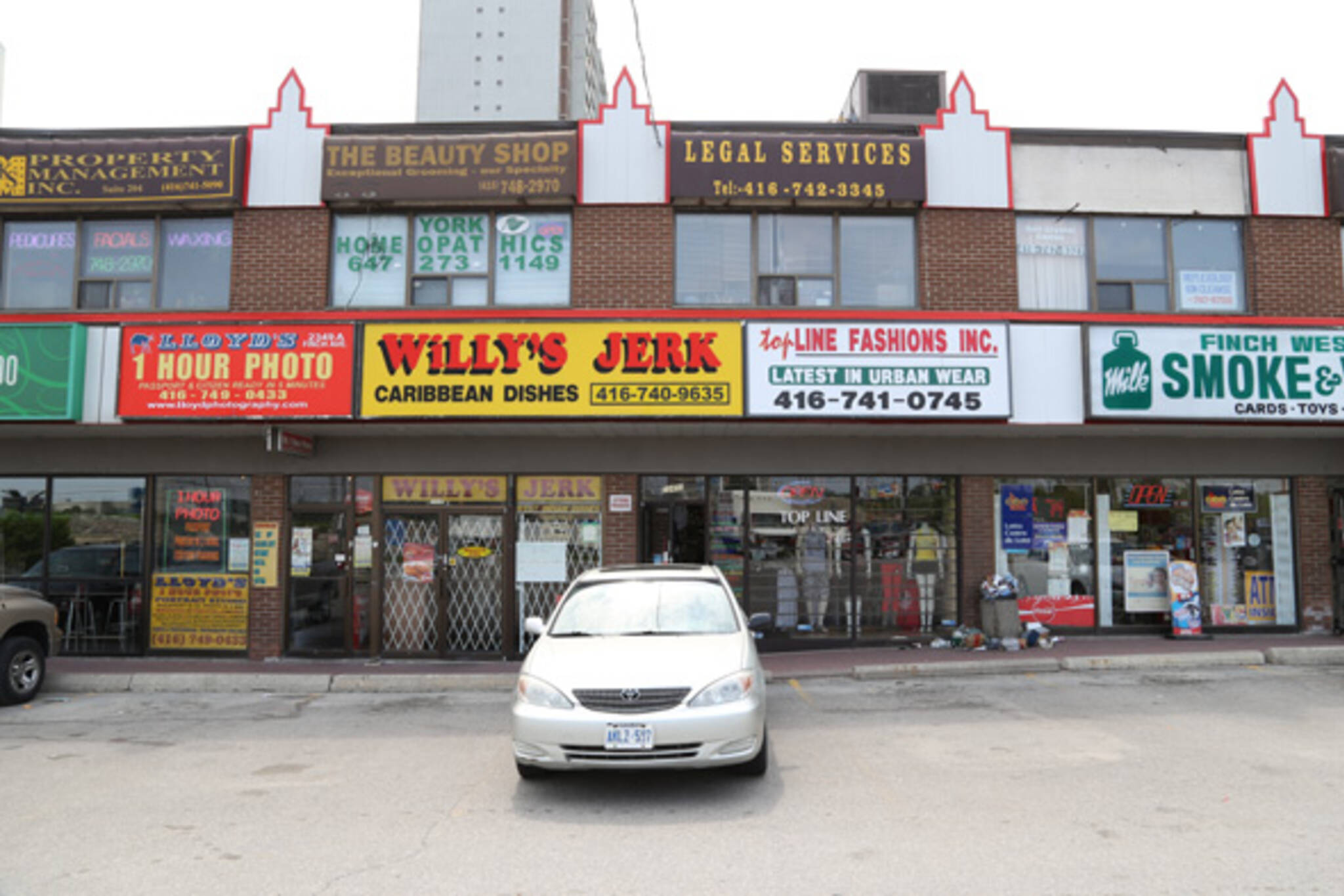 willys jerk toronto