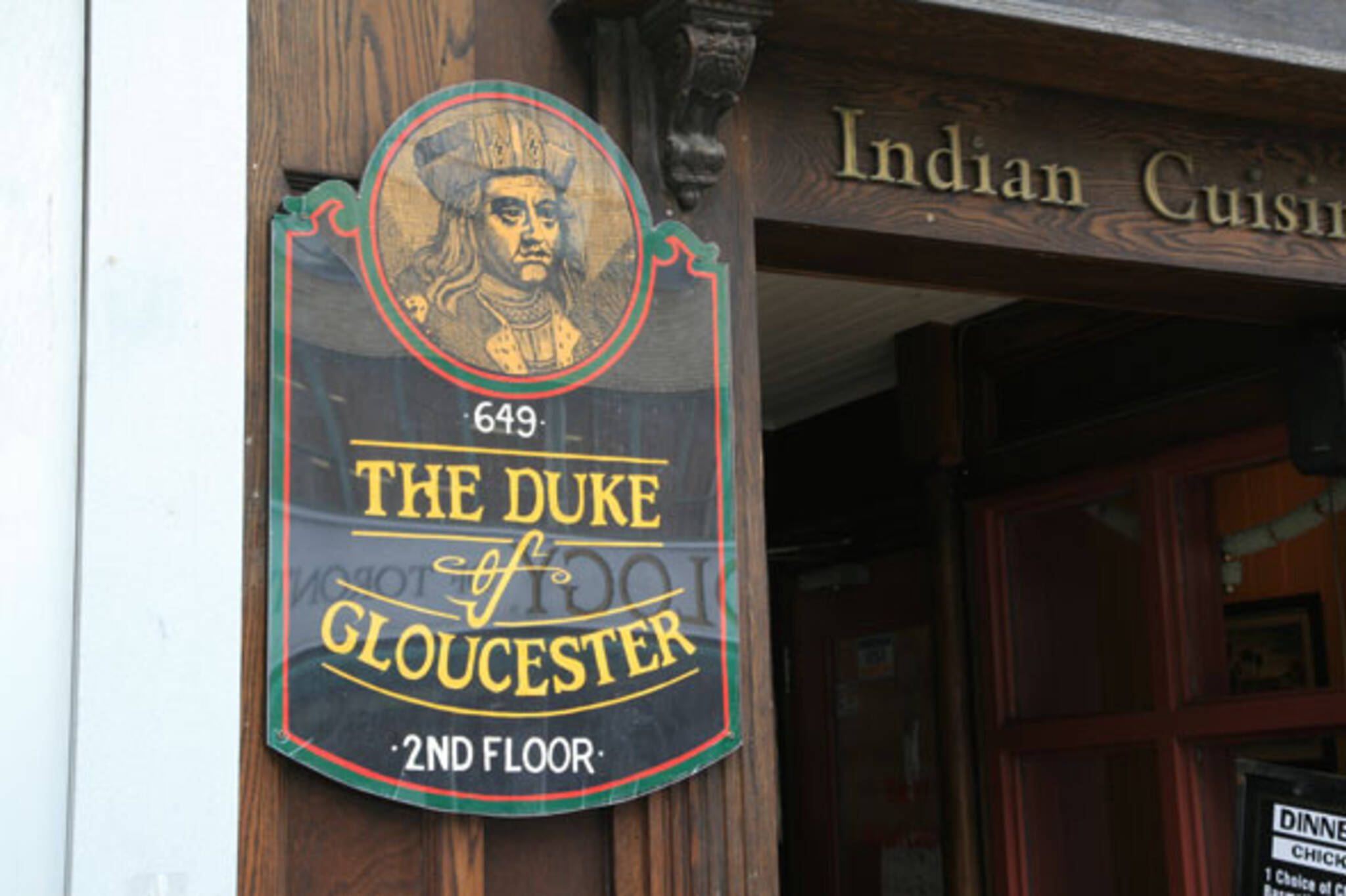 Duke of Gloucester Toronto