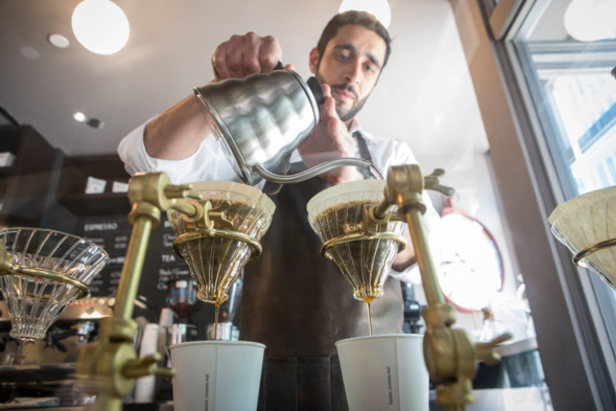 clockwork coffee