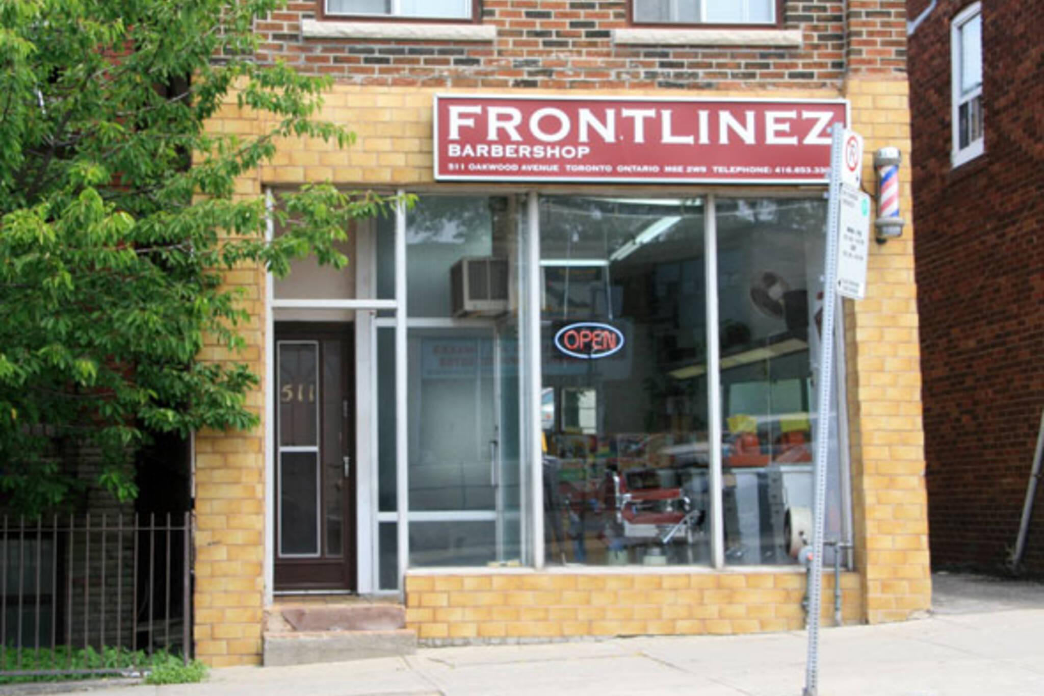 Barber Shop Frontlinez