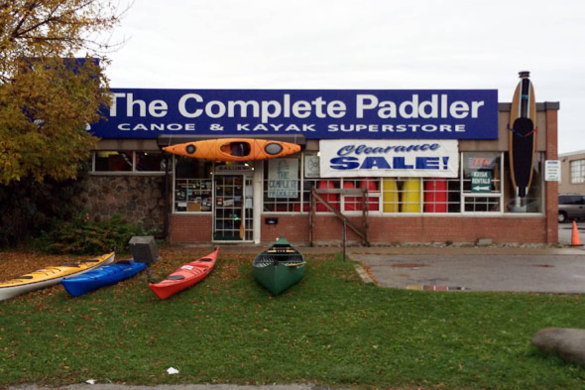 Complete Paddler