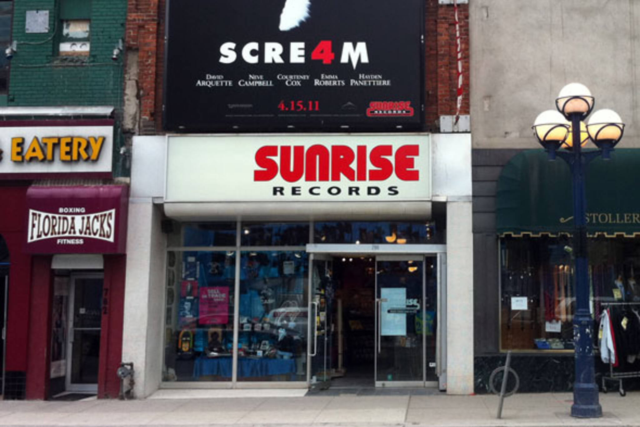 Sunrise Records