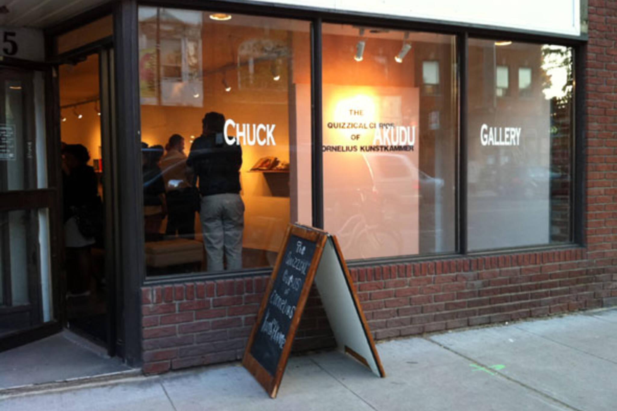 Chuck Akudu Gallery
