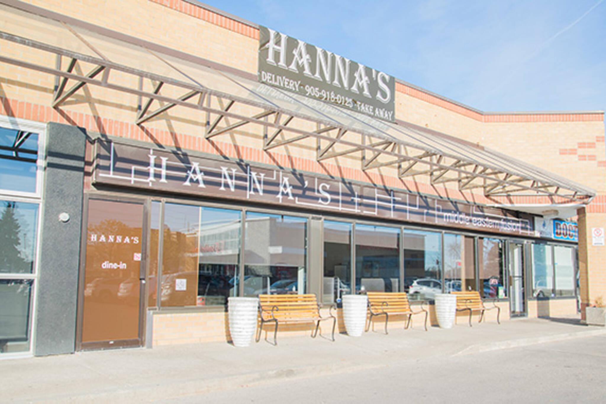 Hanna's Shawarma