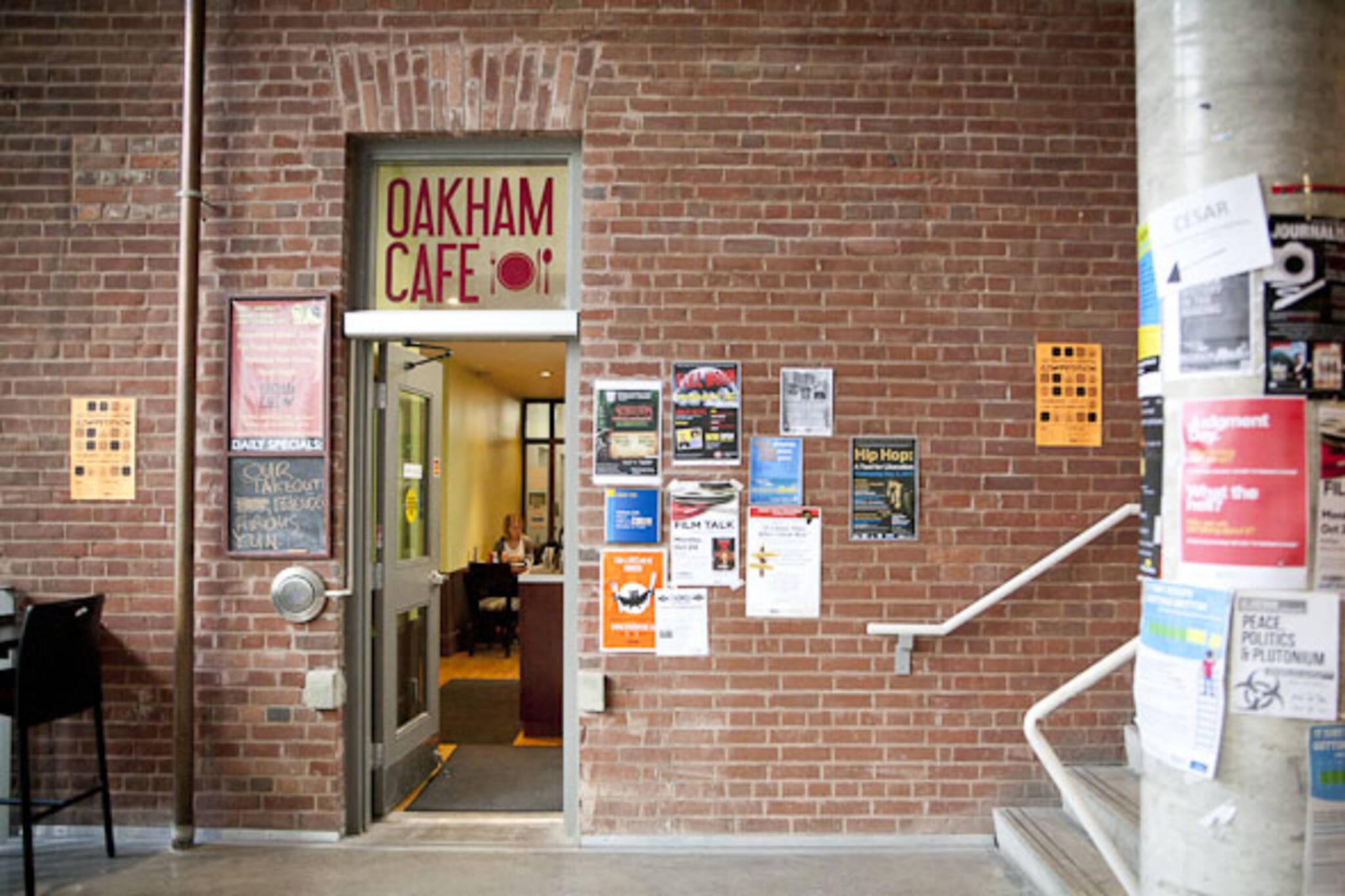 Oakham Cafe