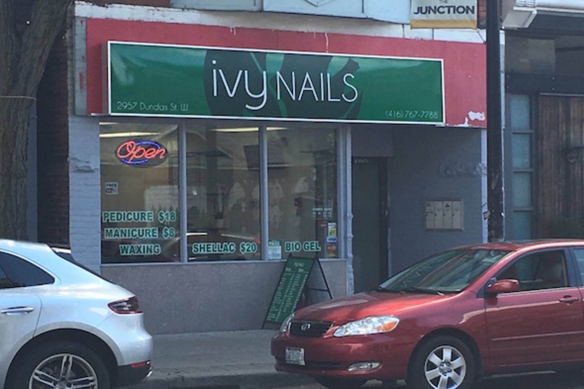 Ivy Nails - blogTO - Toronto