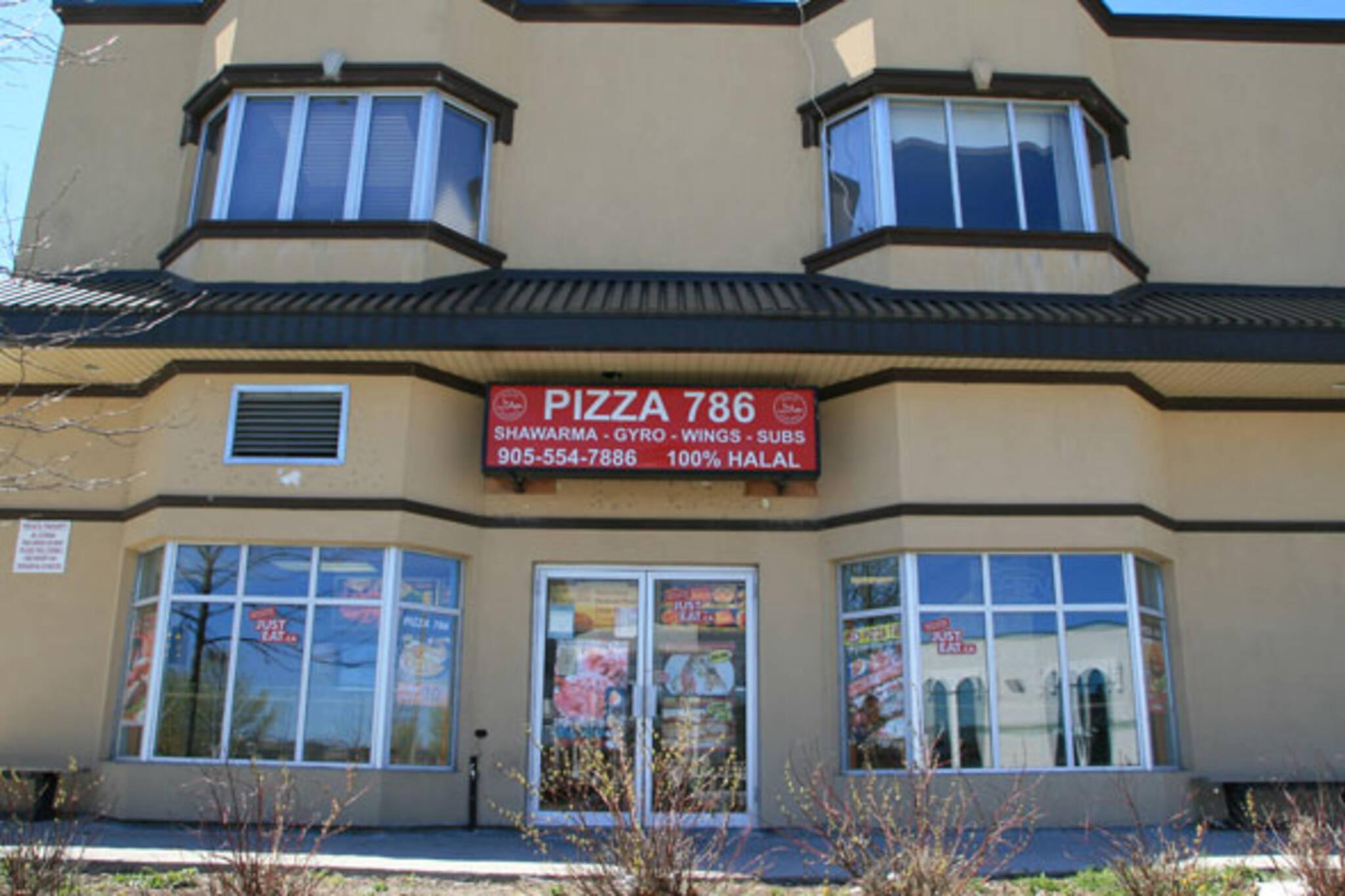 Pizza 786