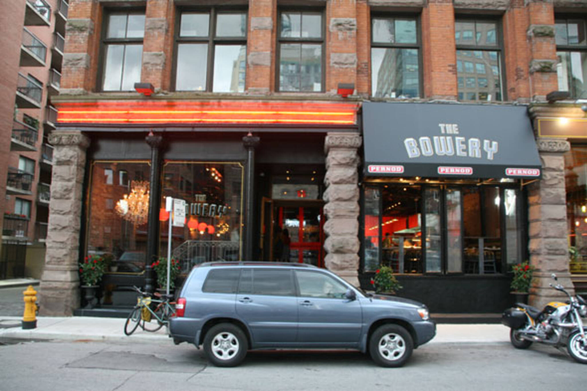 The Bowery Toronto