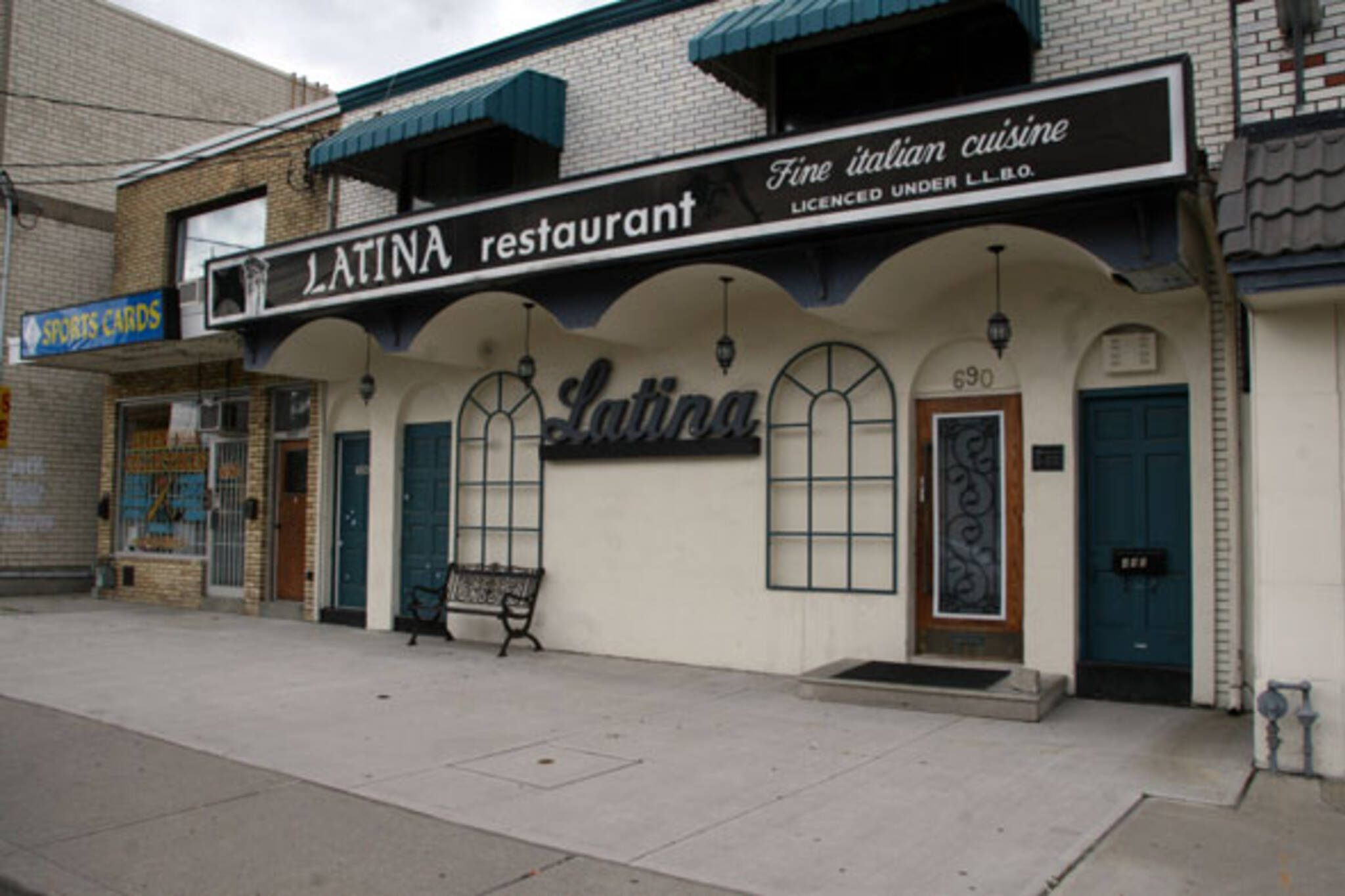 Good Italian Restaurants Toronto