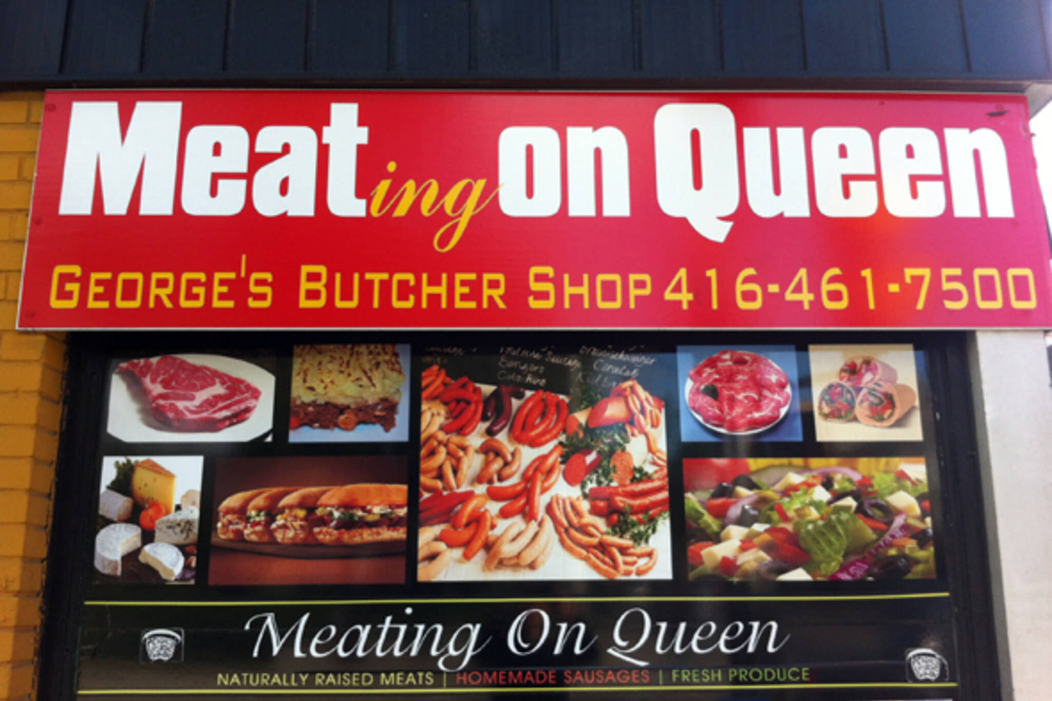 Meating on Queen