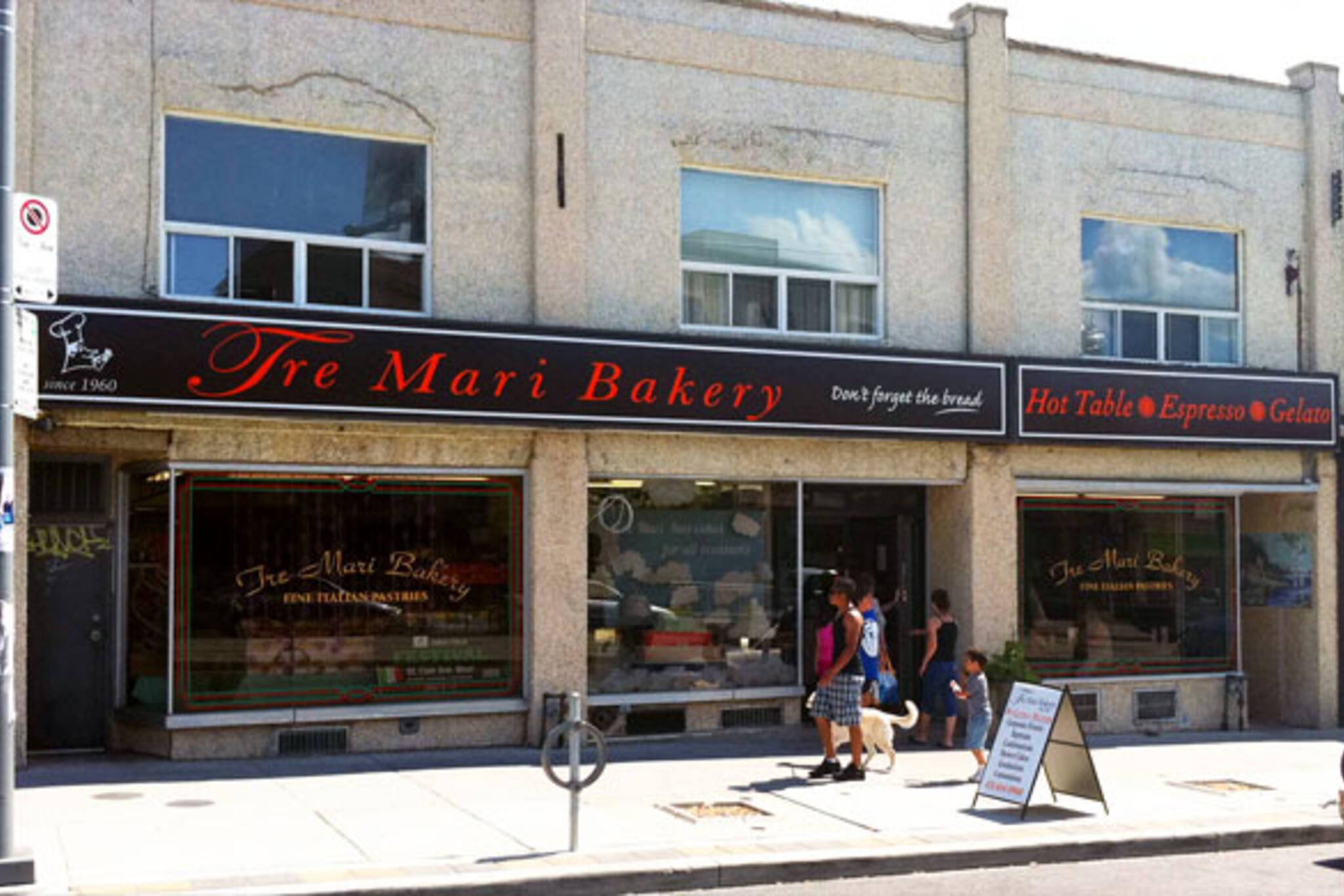 Tre Mari Bakery
