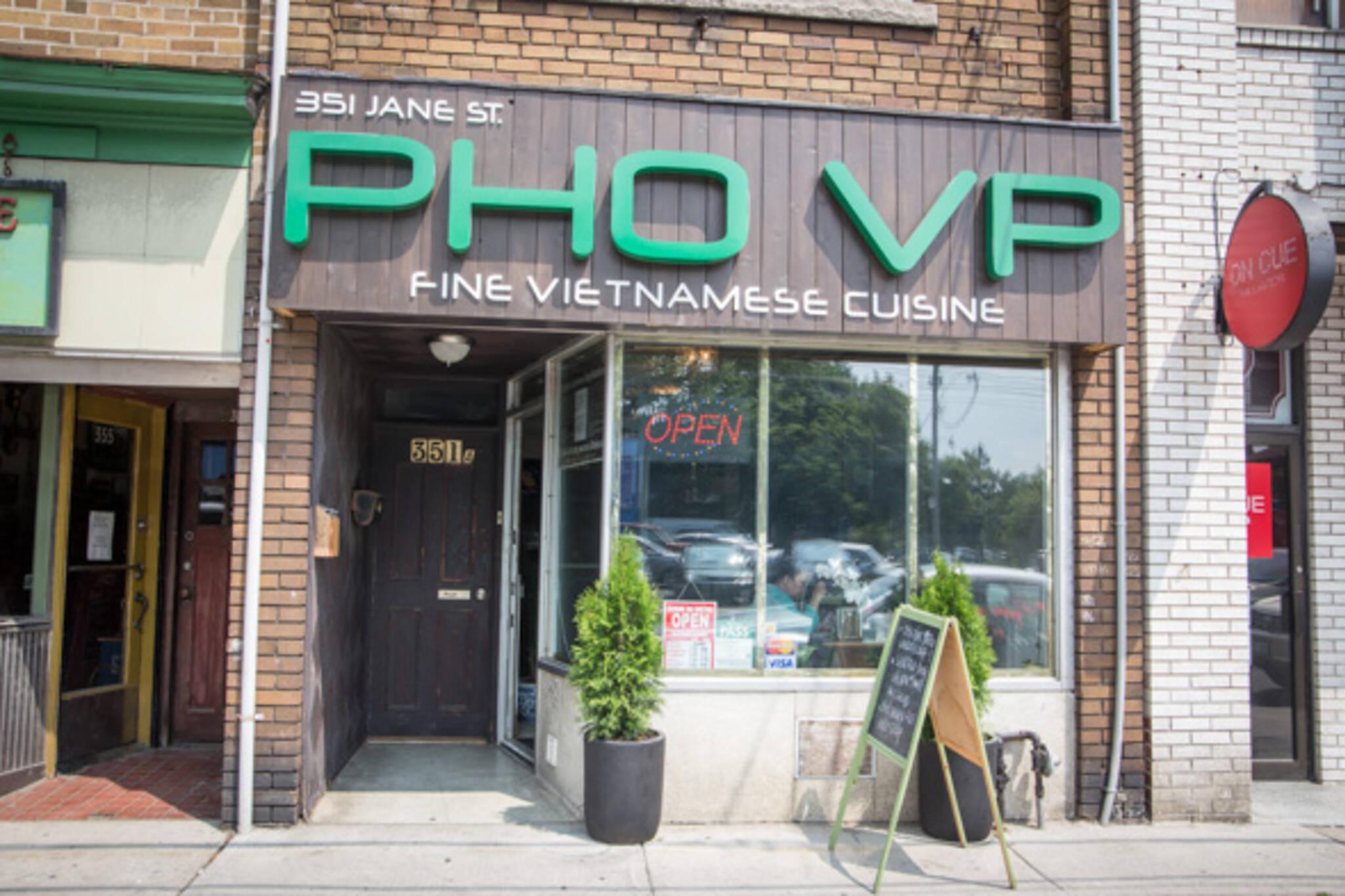 Pho VP Toronto