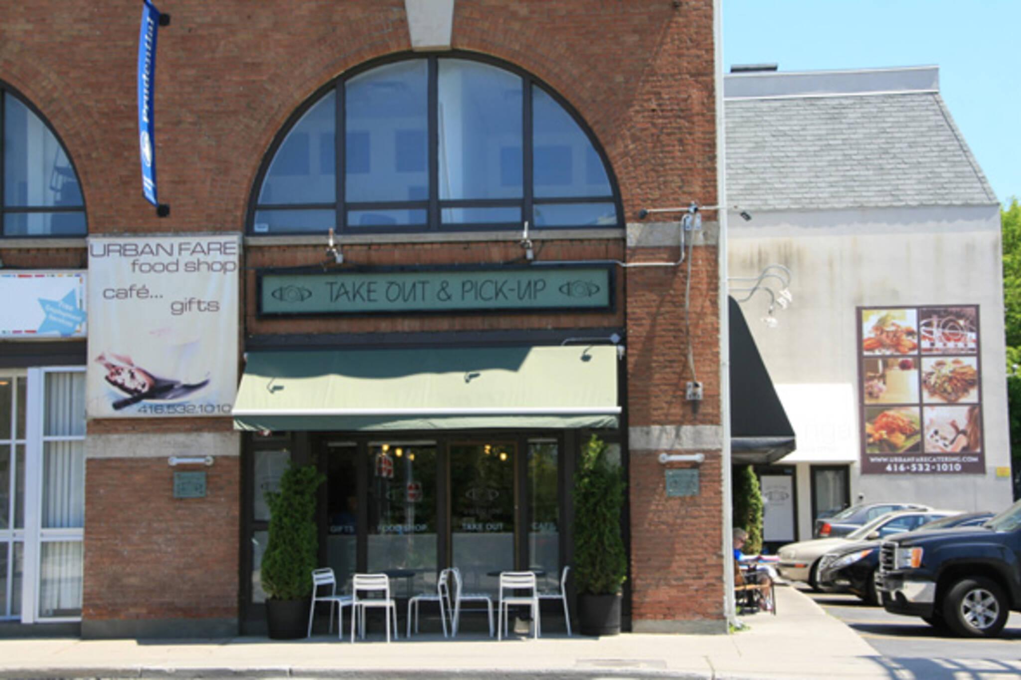Urban Fare Food Shop