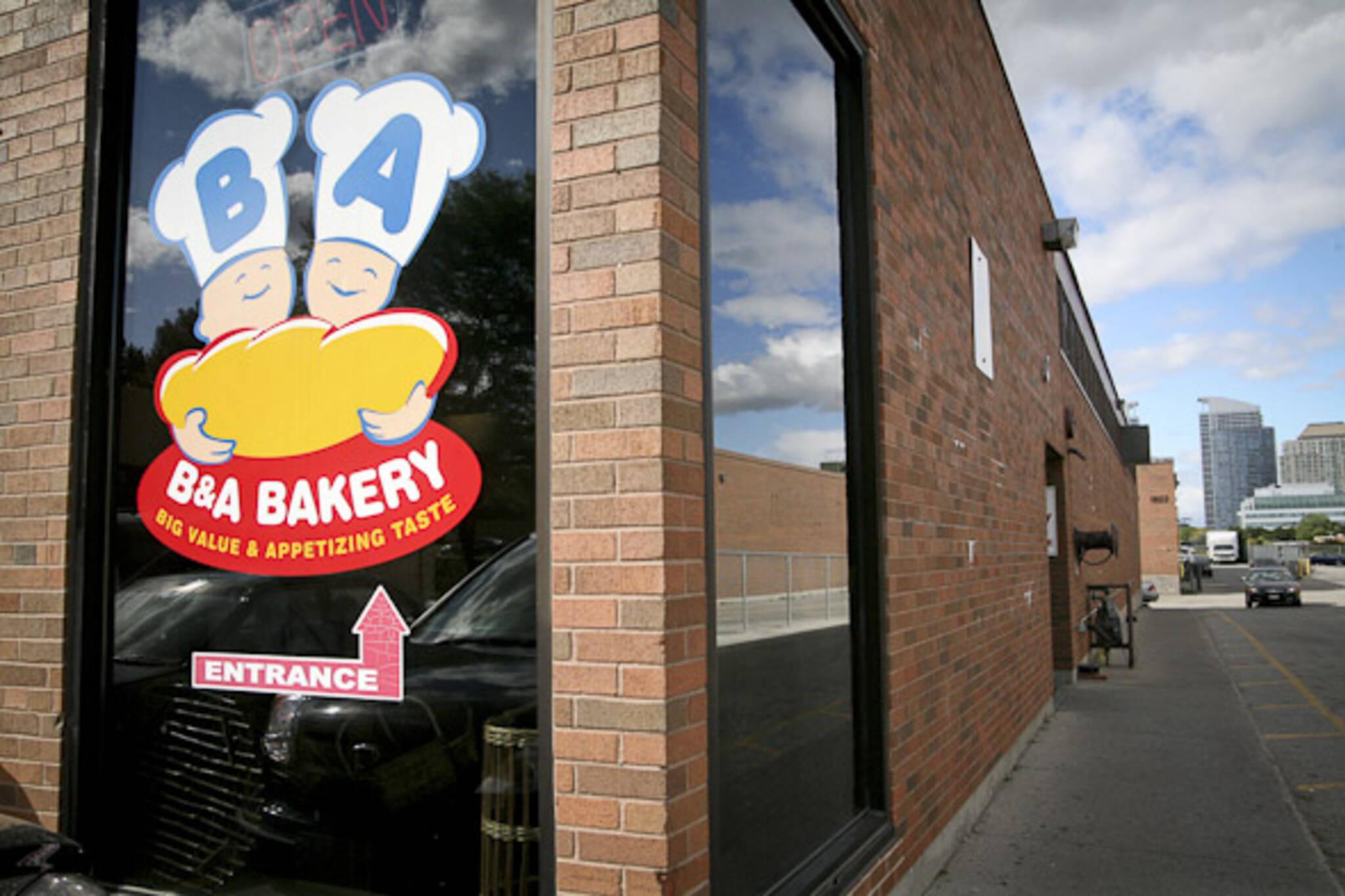 B A Bakery Ellesmere