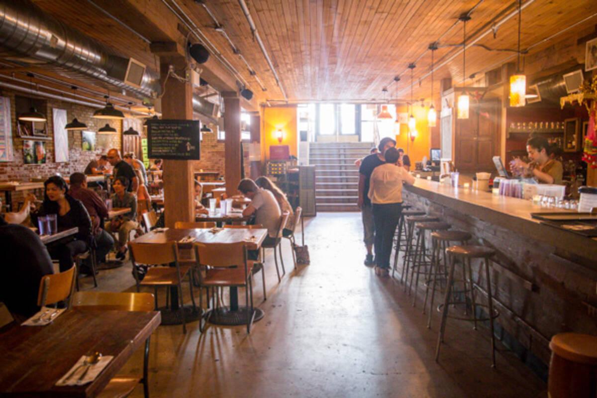 Khao San Road Charlotte St Blogto Toronto