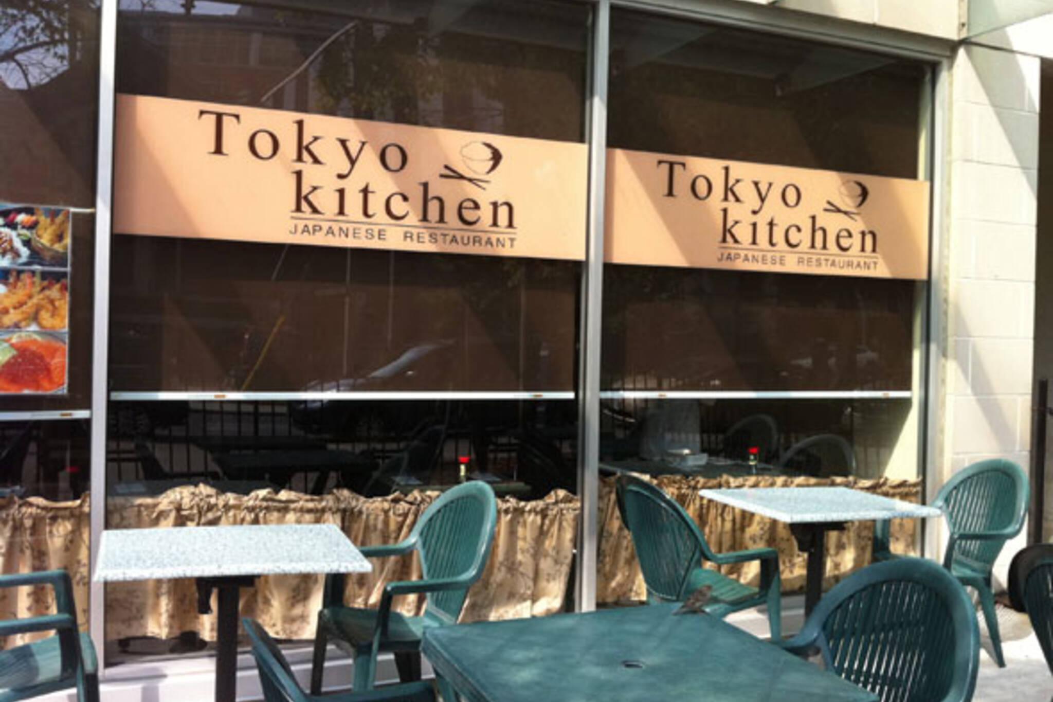 Tokyo Kitchen Toronto
