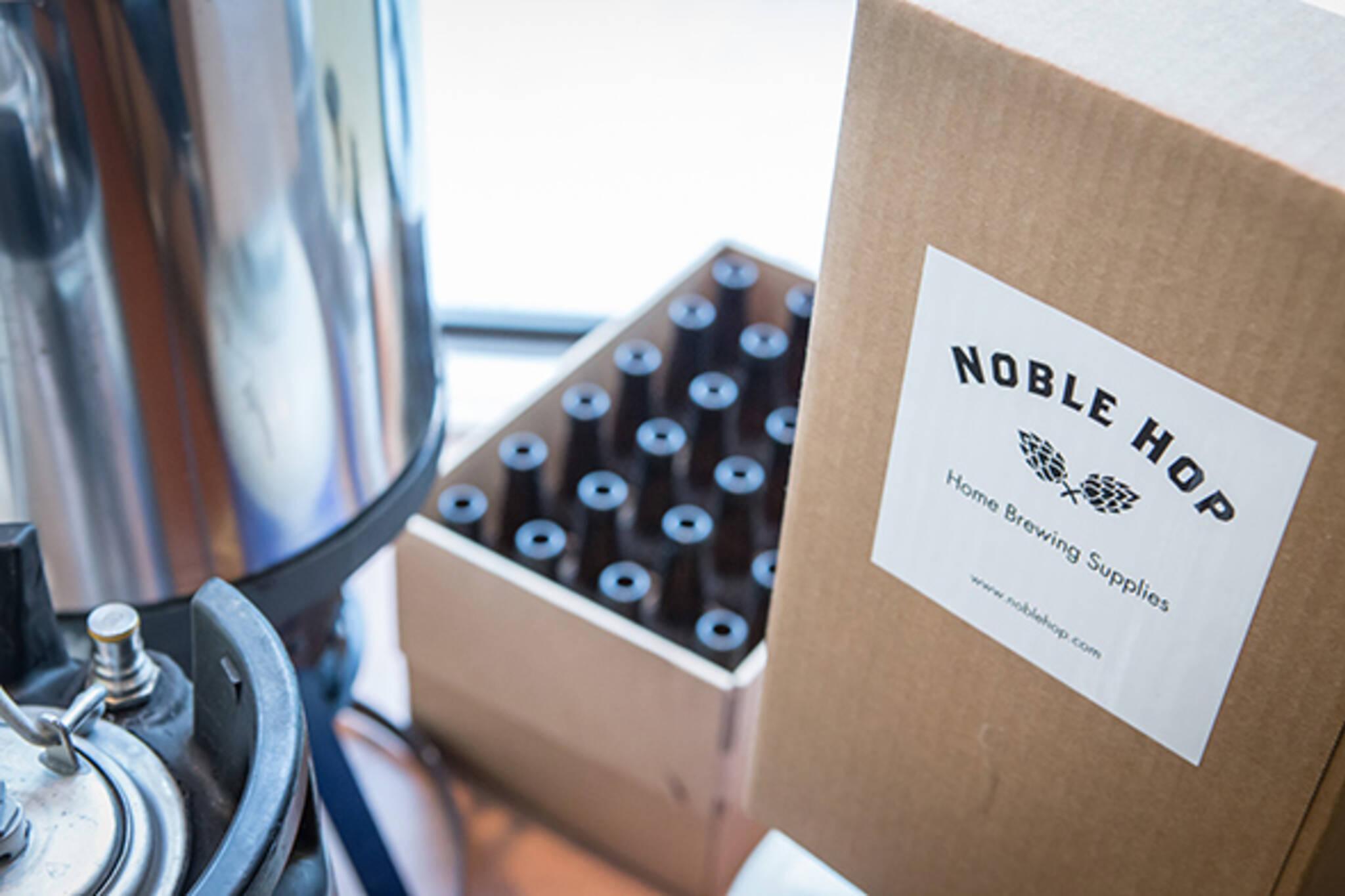 noble hop toronto