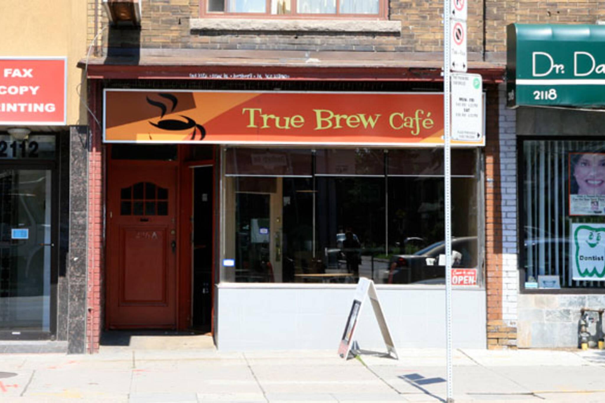 True Brew Cafe Toronto