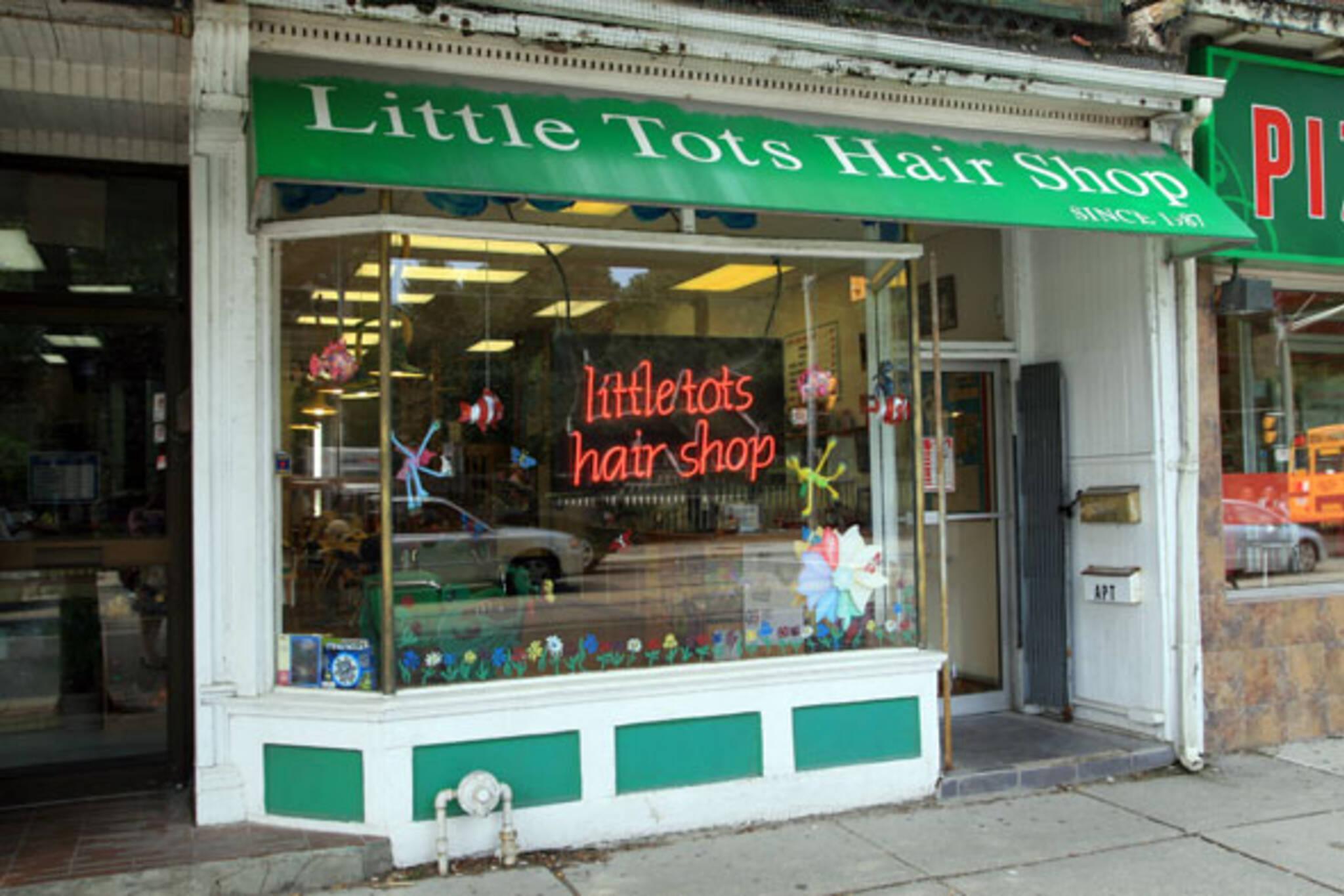 Little Tots Hair Shop