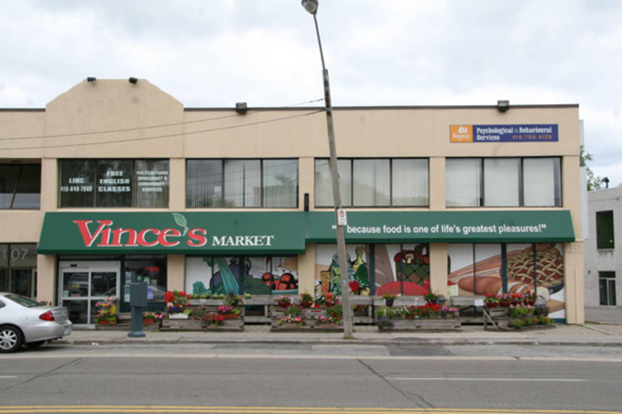 Vince's Market Toronto