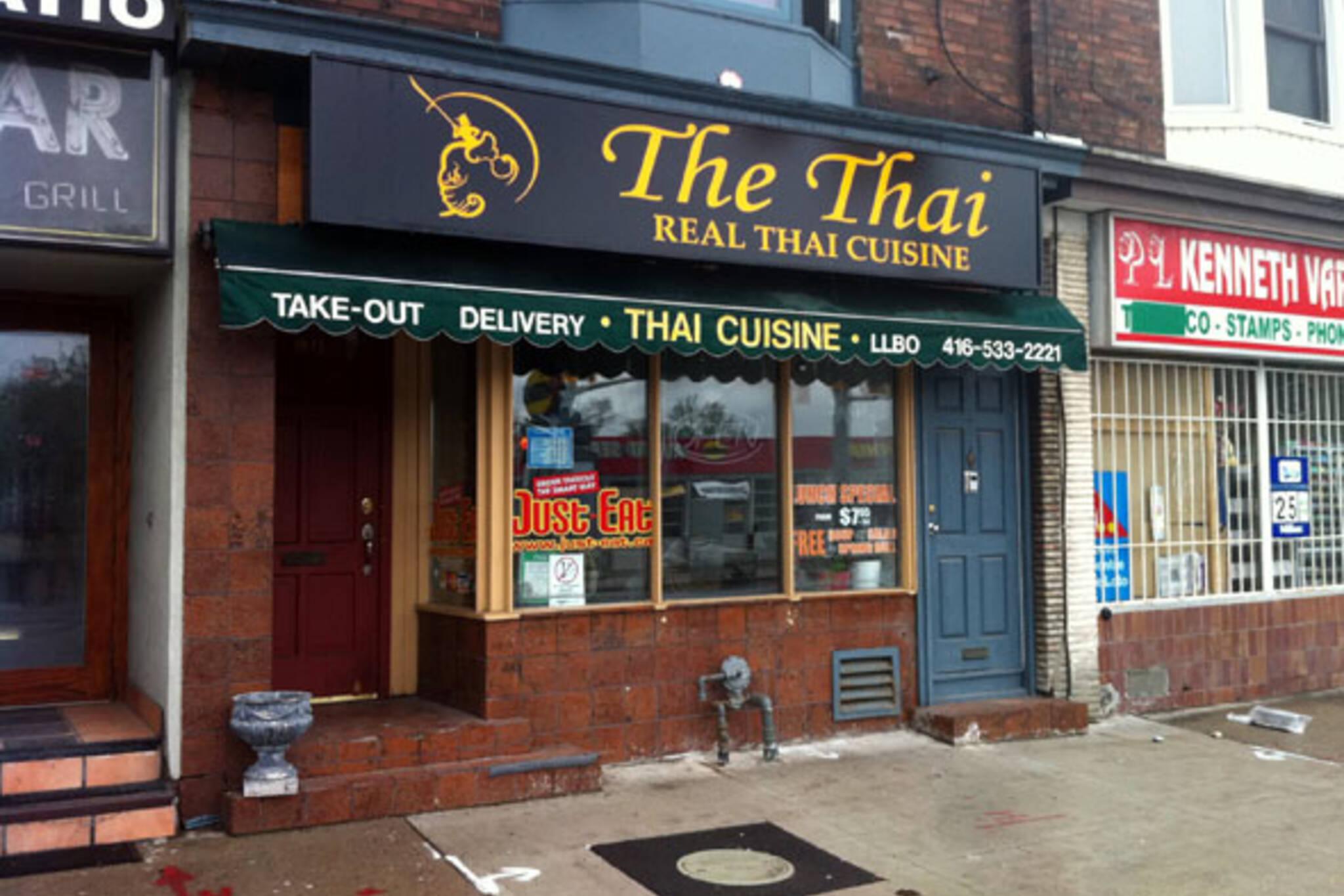 Good Thai Food Near Studio