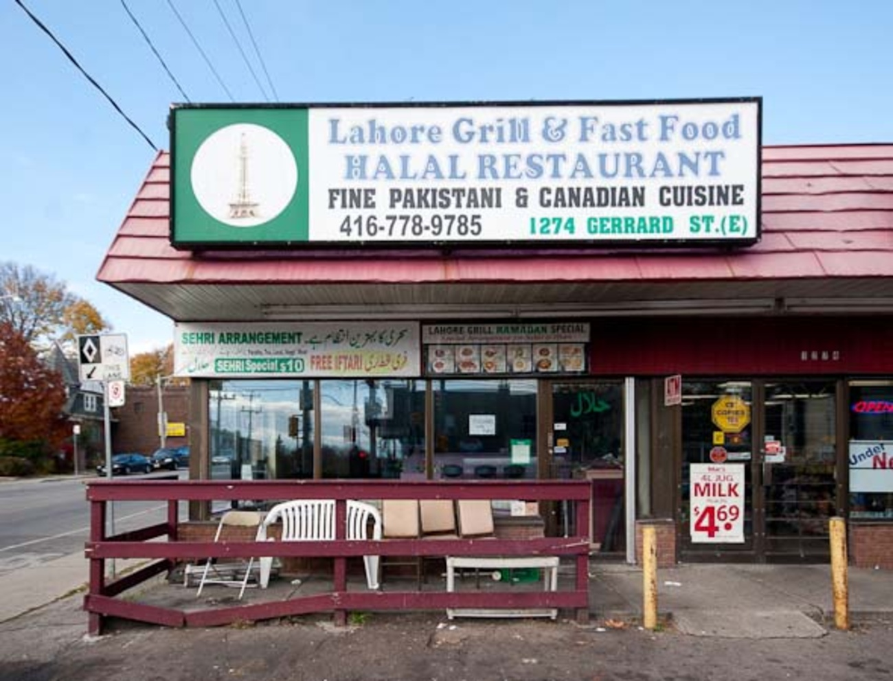 how to run a fast food restaurant toronto