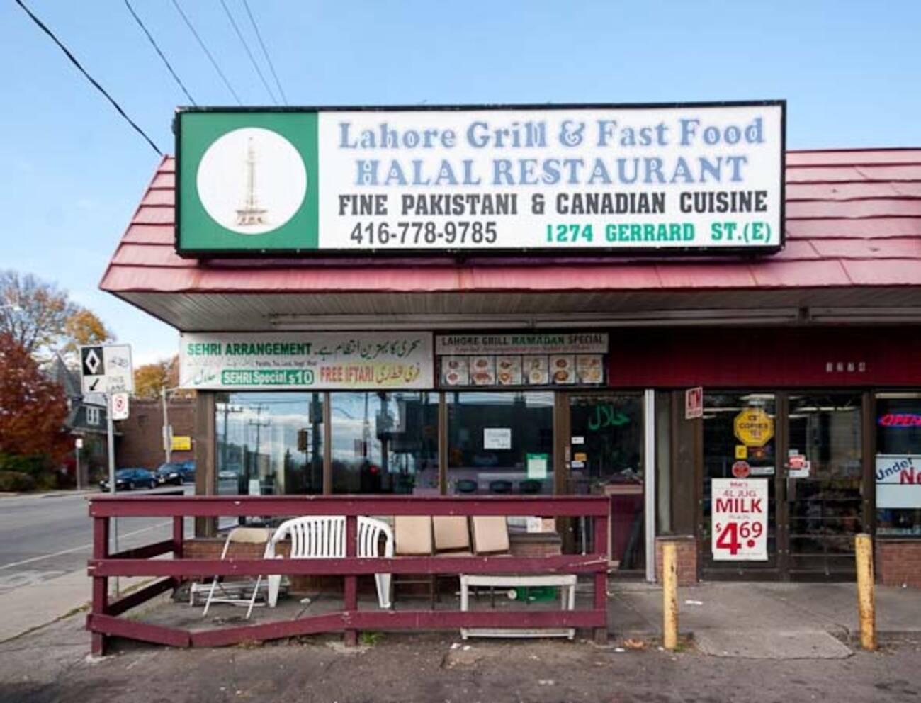New Halal Restaurants Toronto