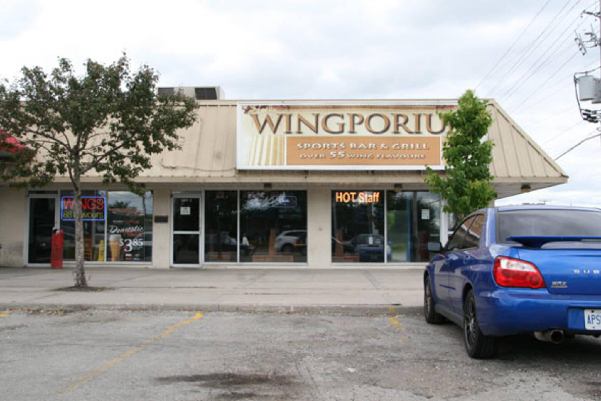 Wingporium Toronto