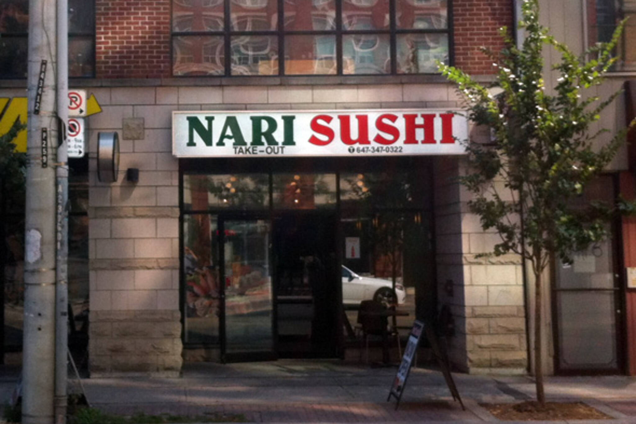 Nari Sushi