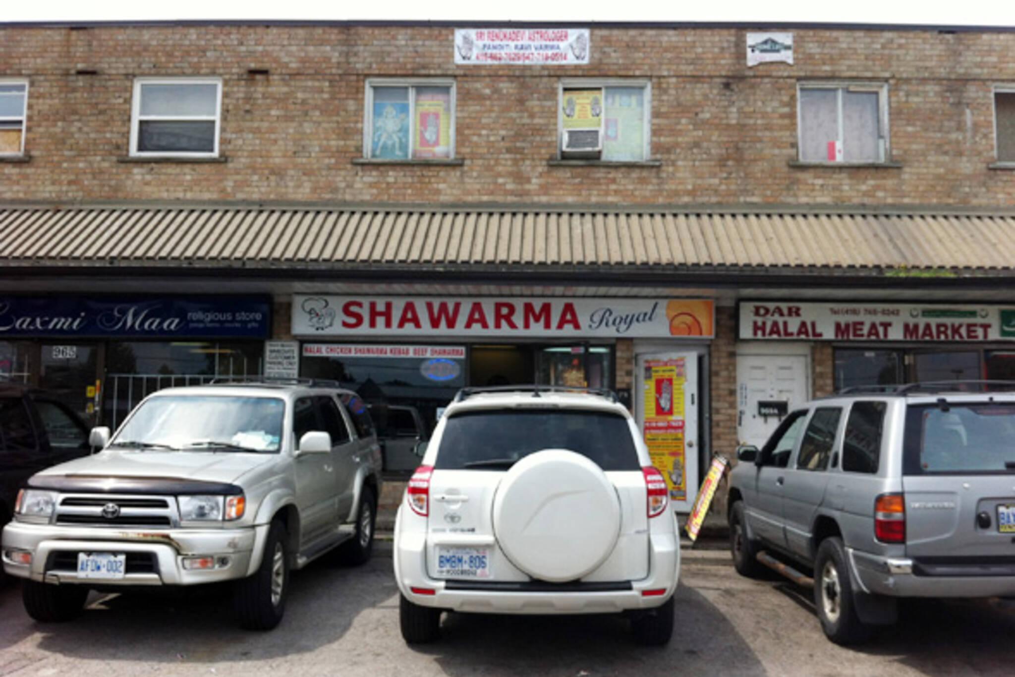 Shawarma Royal