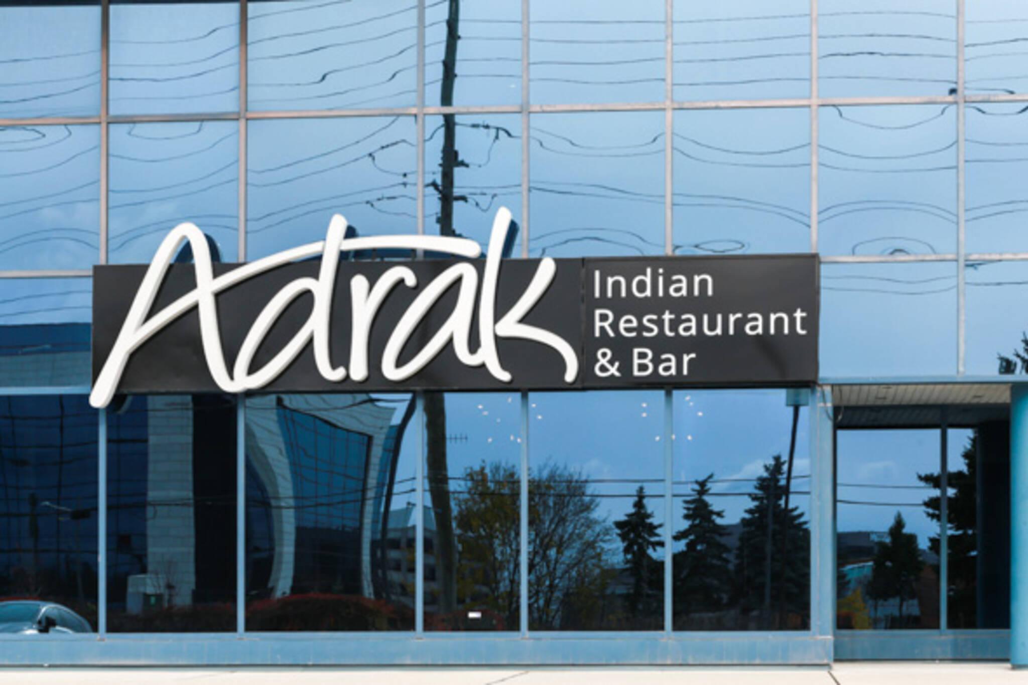 adrak restaurant