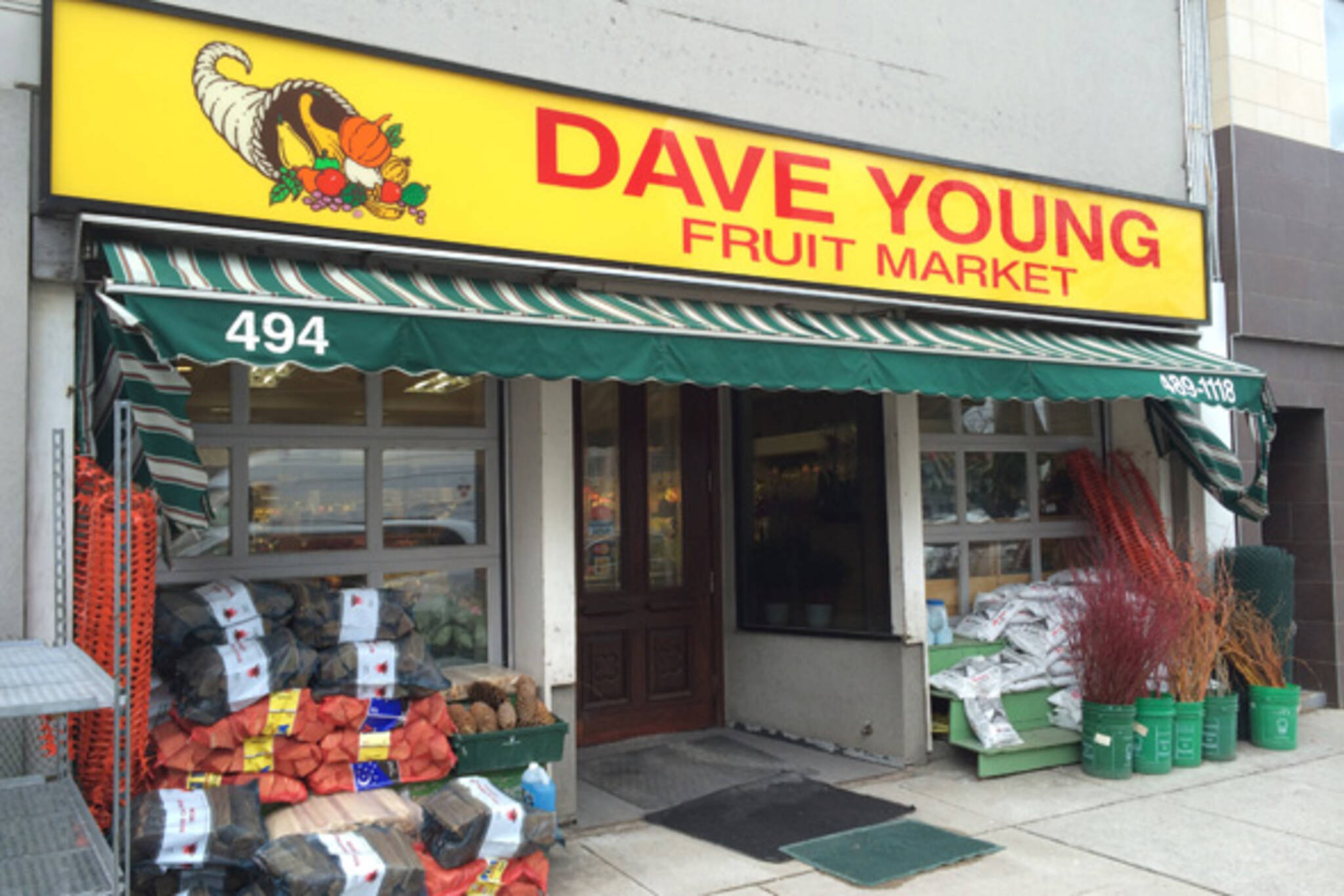 dave young fruit market toronto