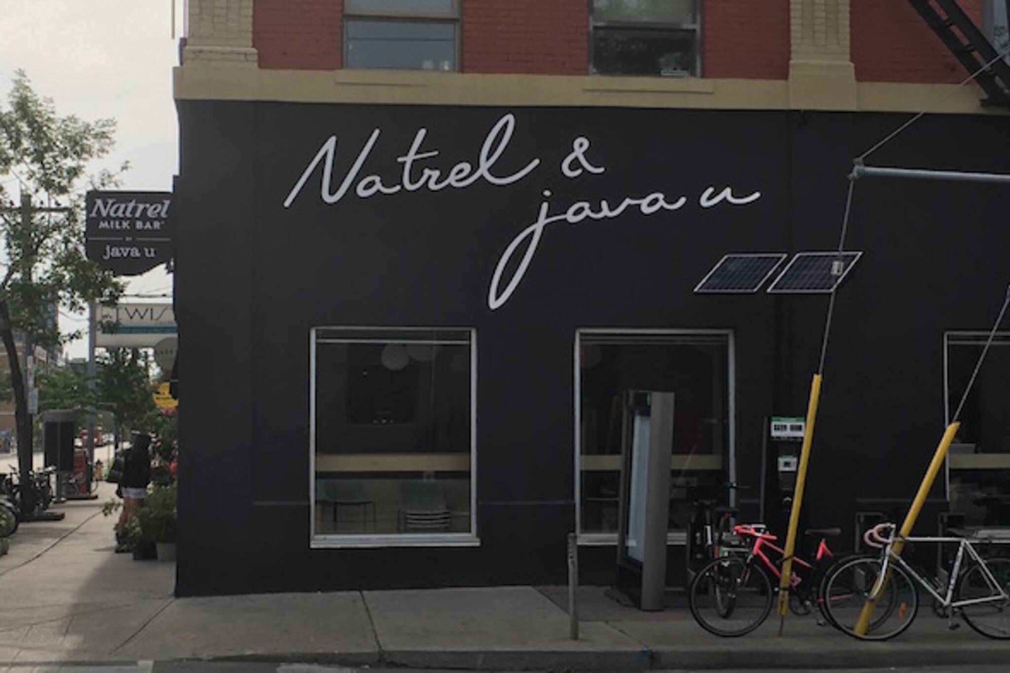 Natrel Milk Bar Toronto