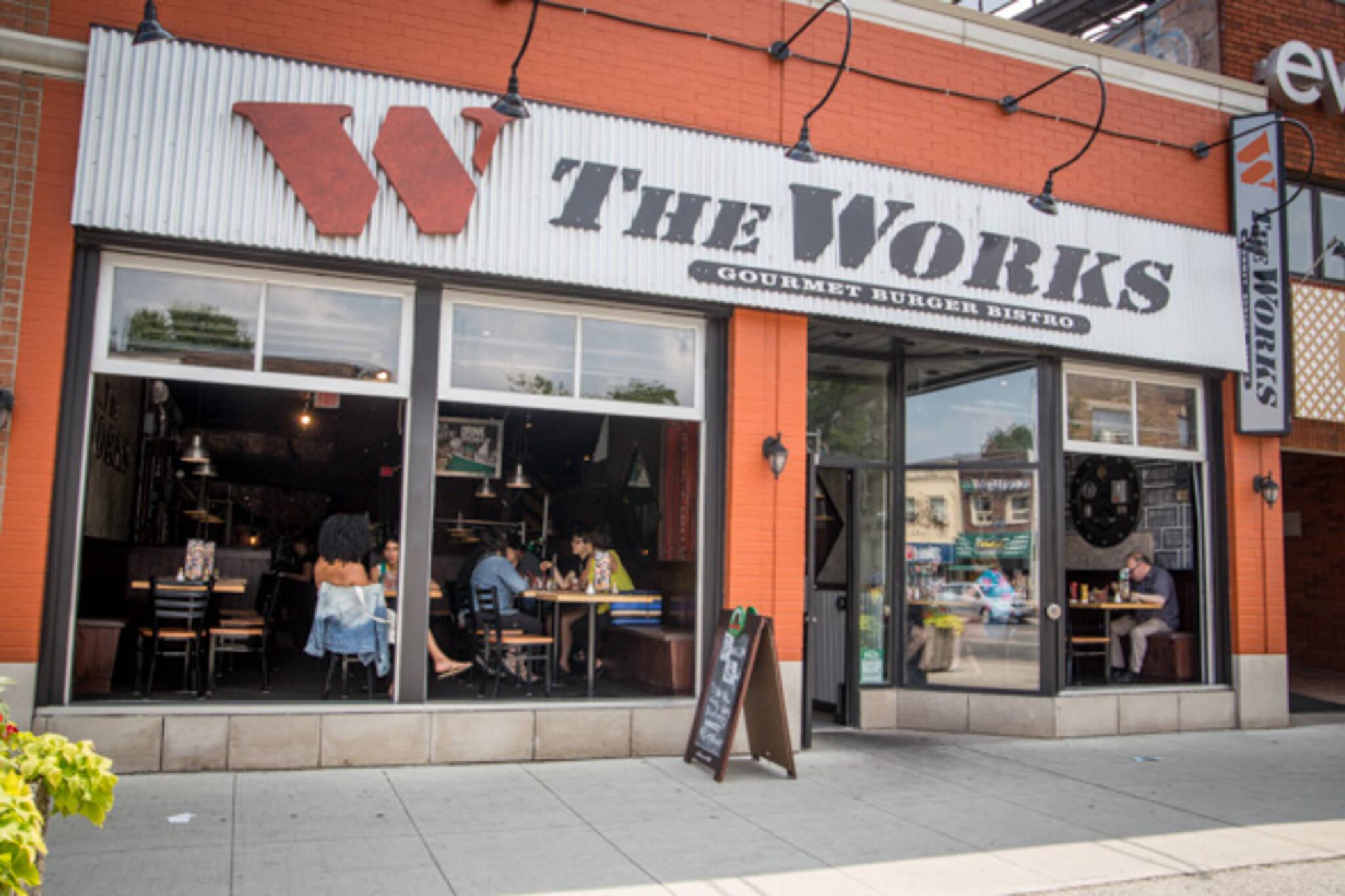 The Works Bloor West Toronto