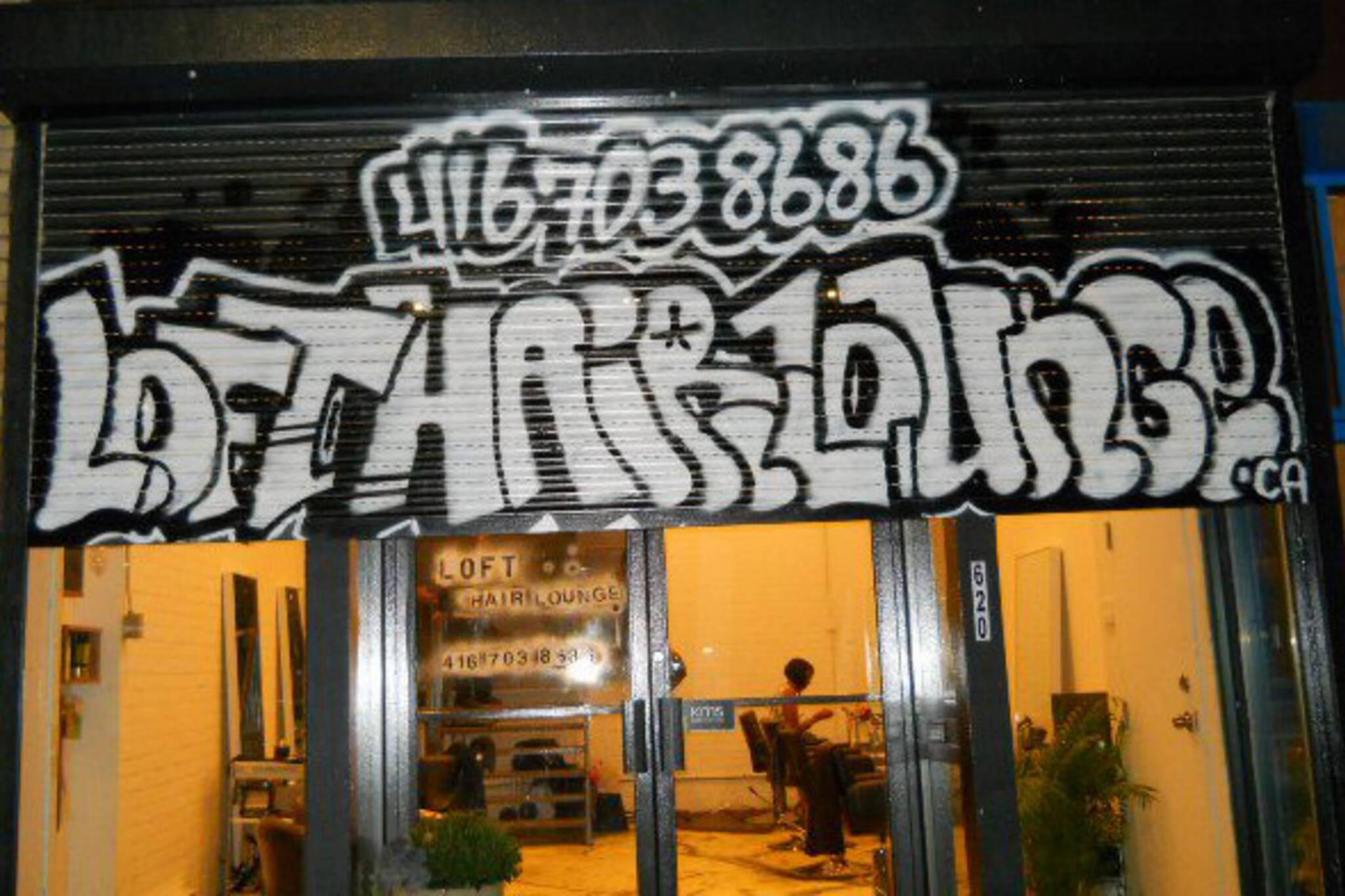 loft hair lounge toronto