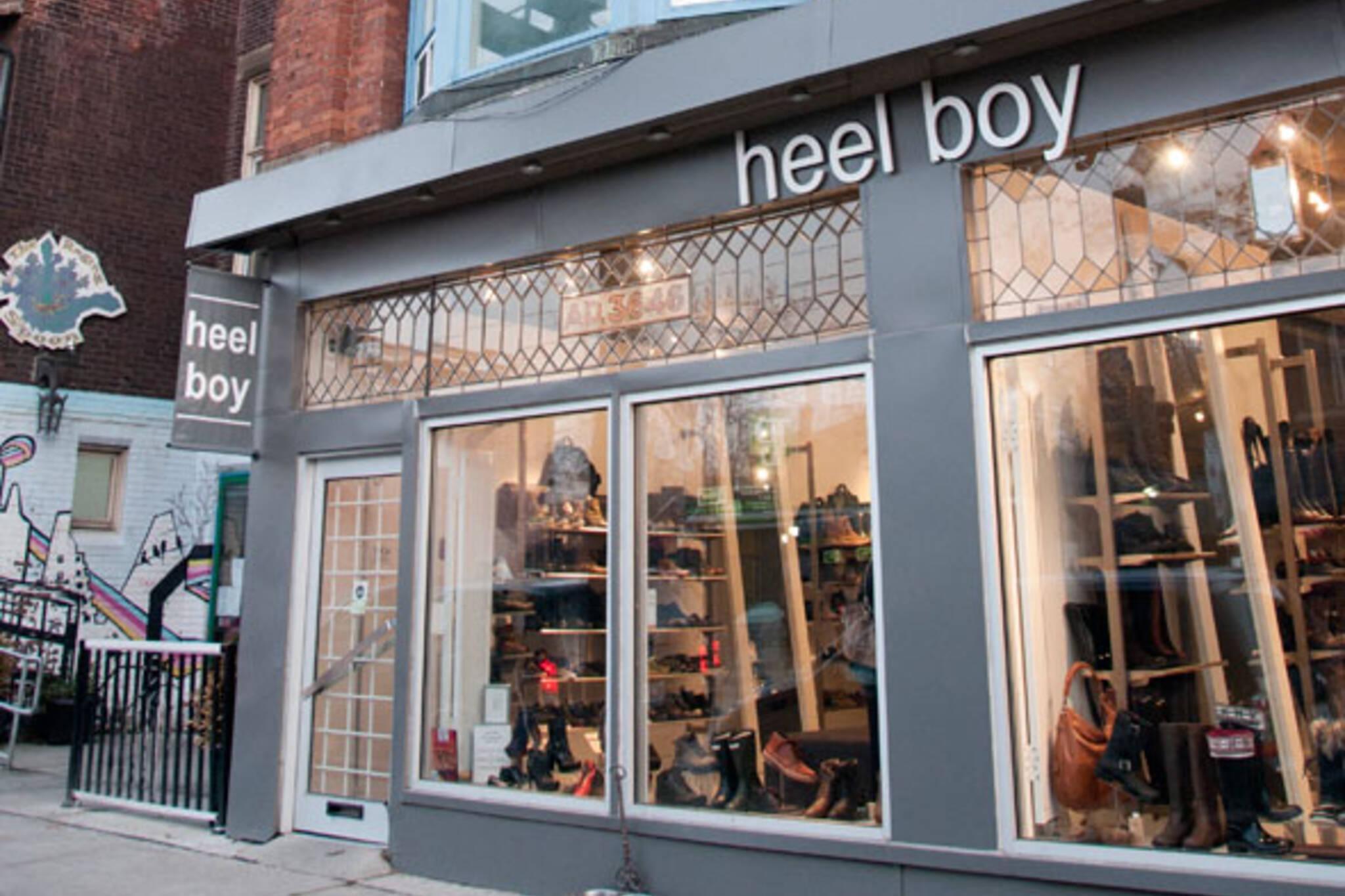Heel boy Toronto