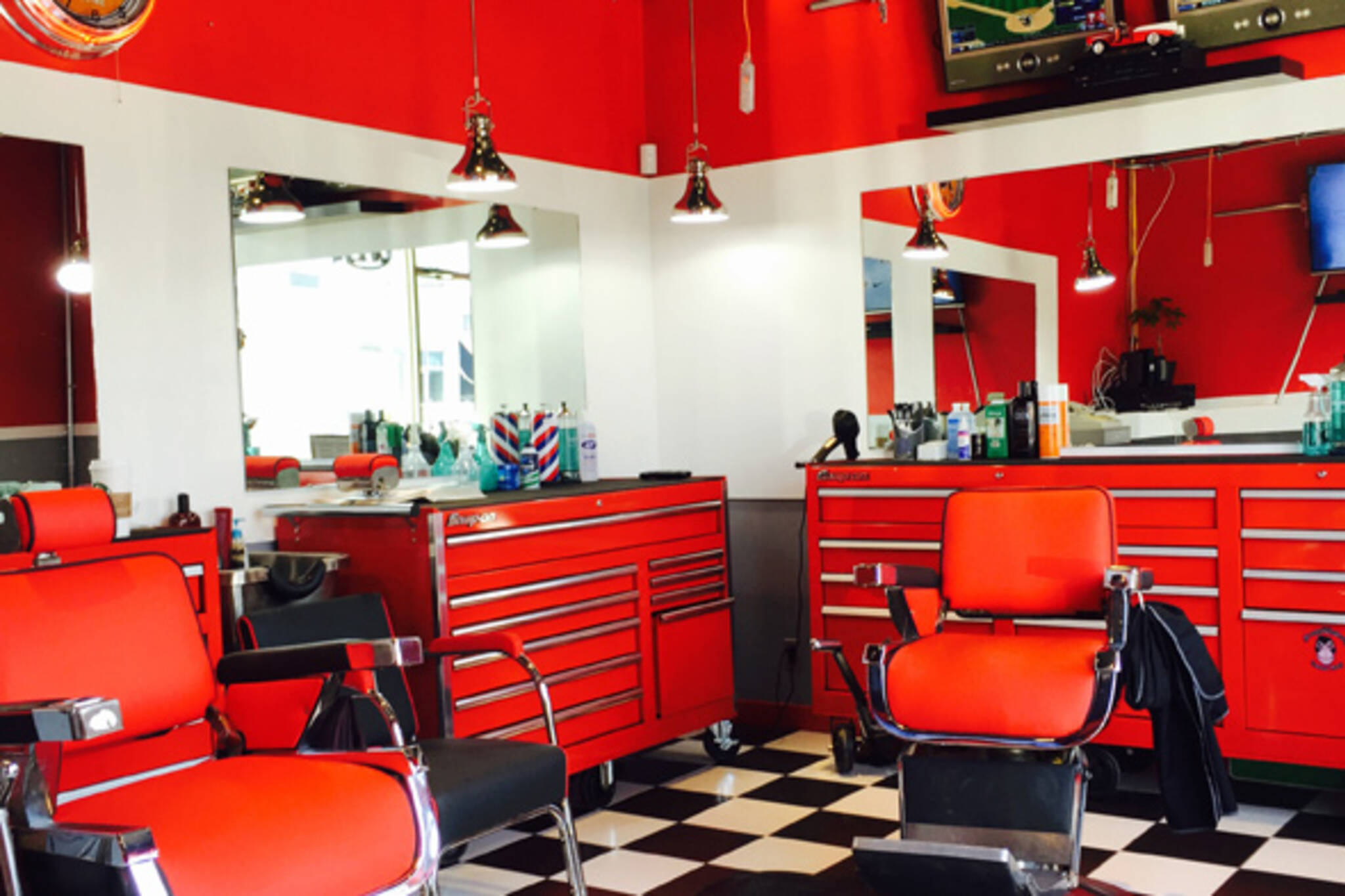 Grease Monkey Barbershop