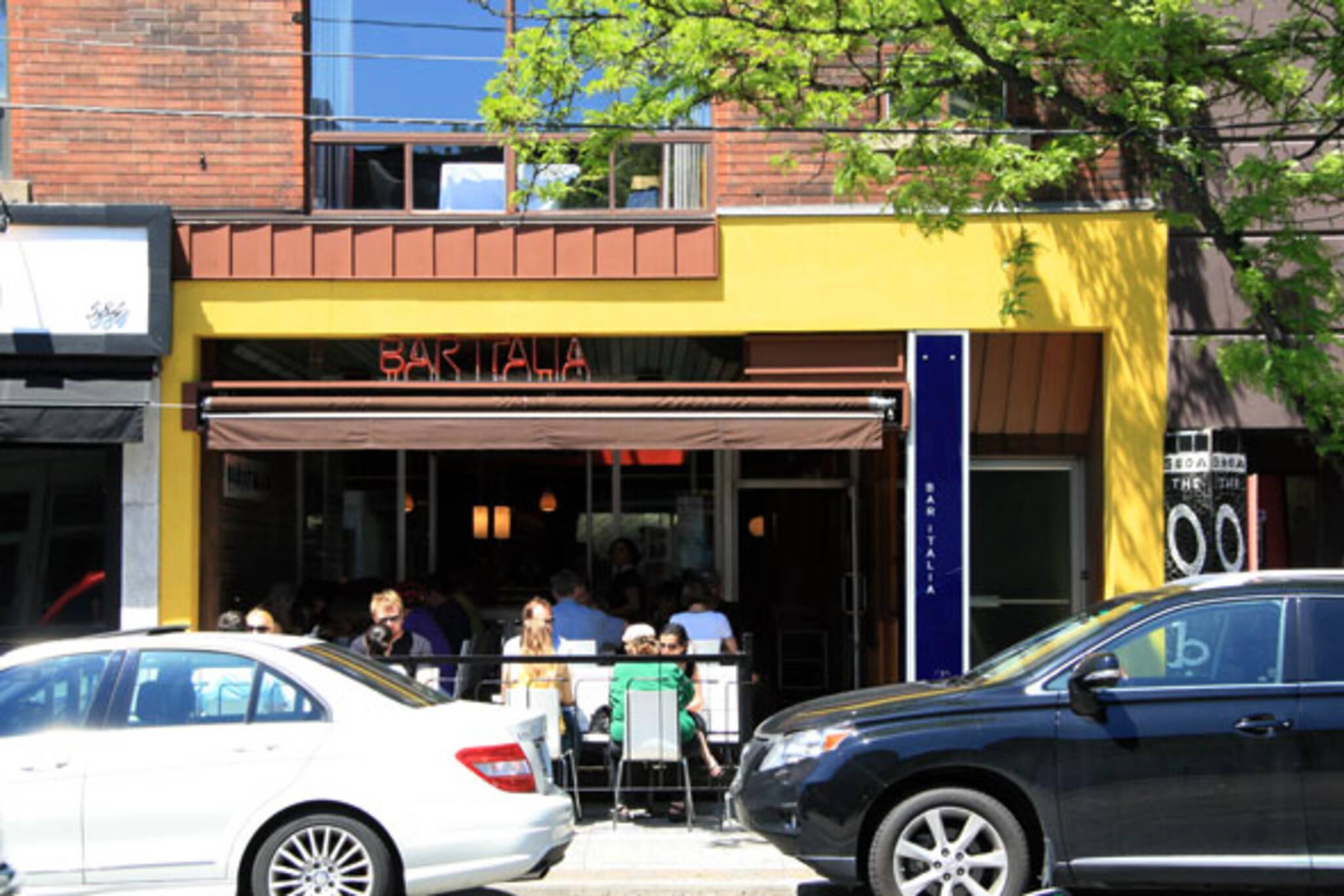 Bar Italia Toronto