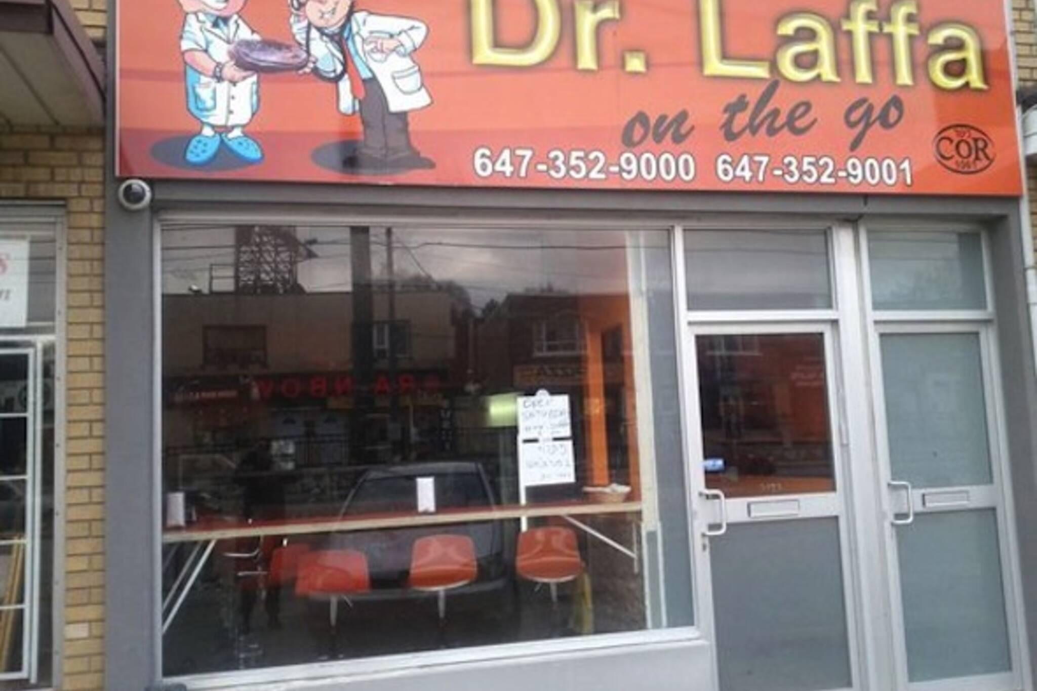 Dr Laffa Bathurst Toronto