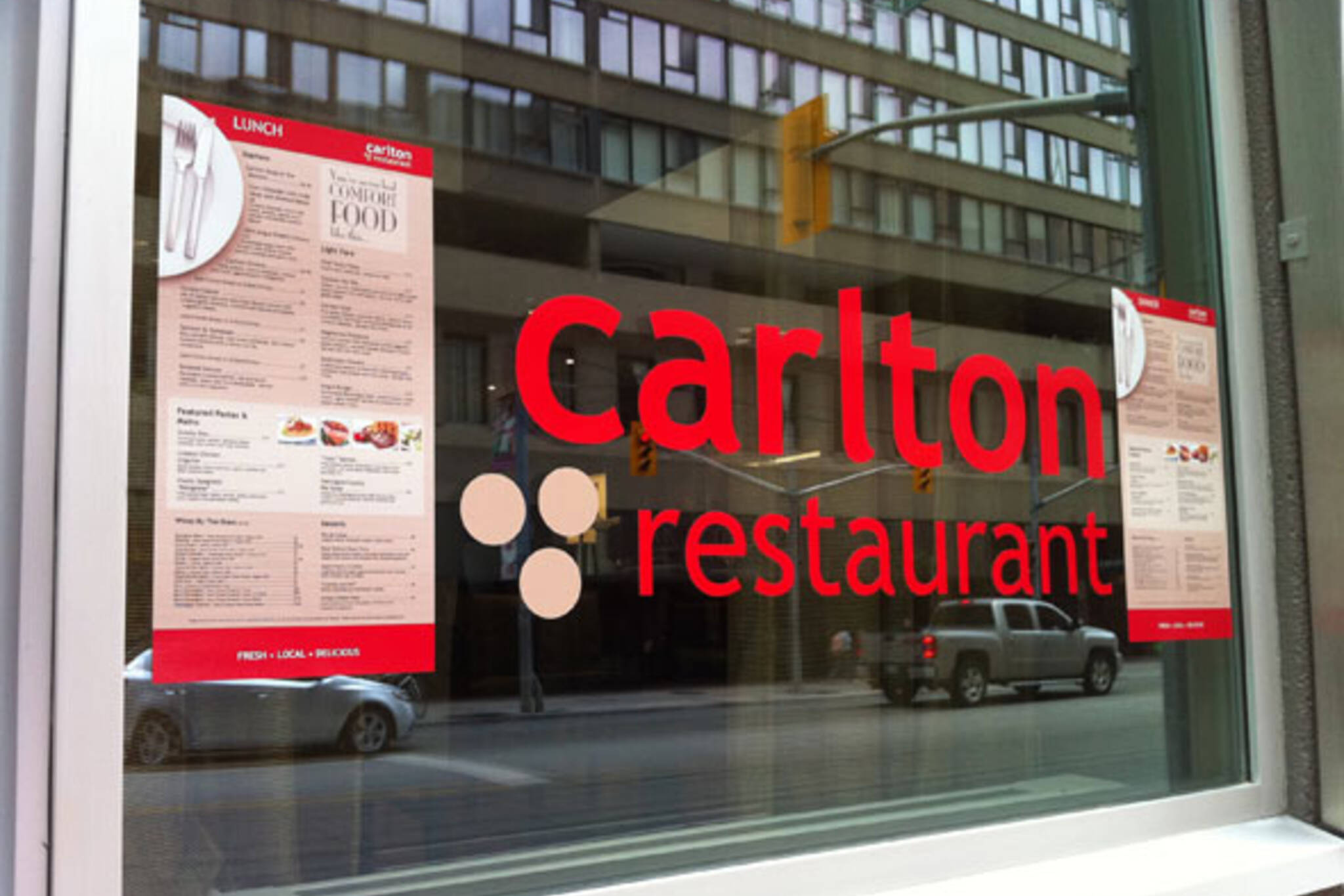 Carlton Restaurant Toronto